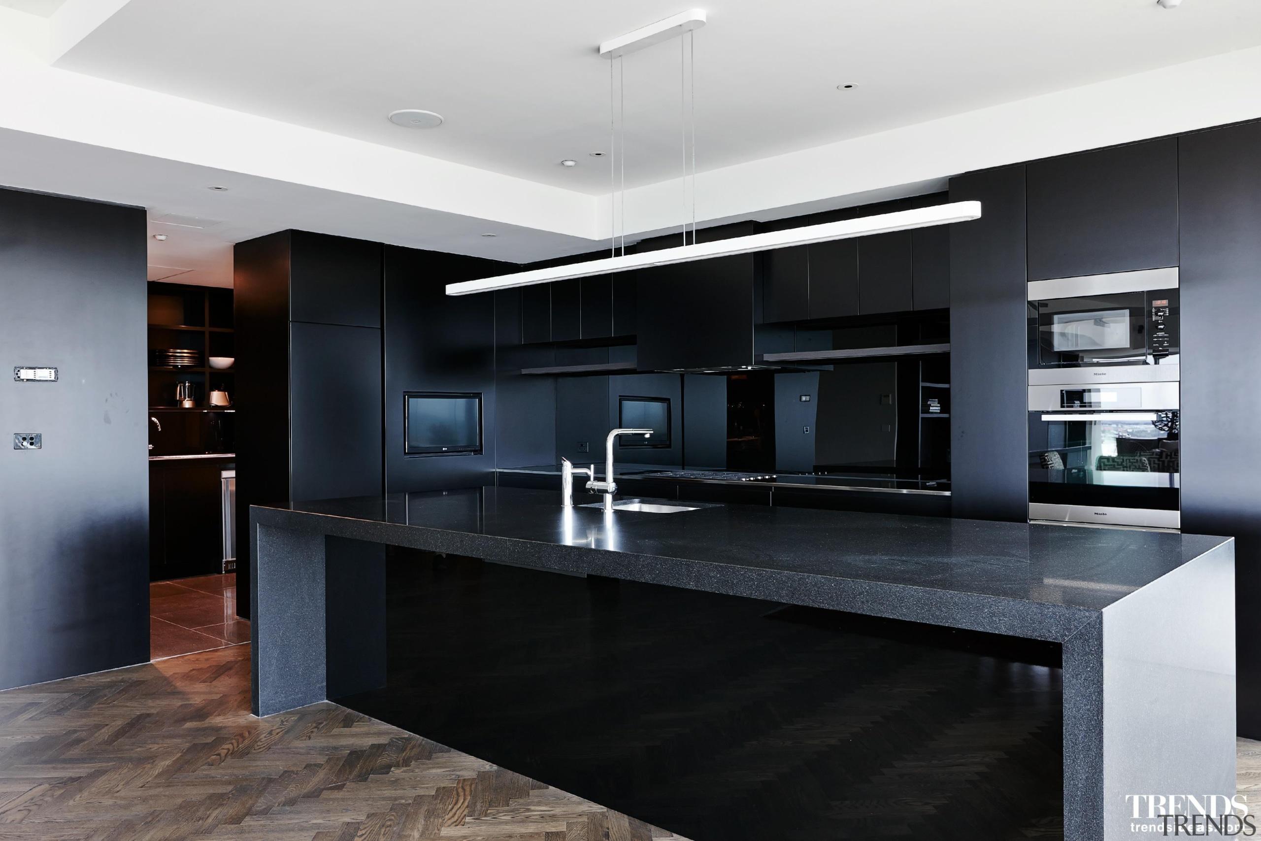 Daniel Ash Architects - cabinetry | countertop | cabinetry, countertop, cuisine classique, interior design, kitchen, real estate, black
