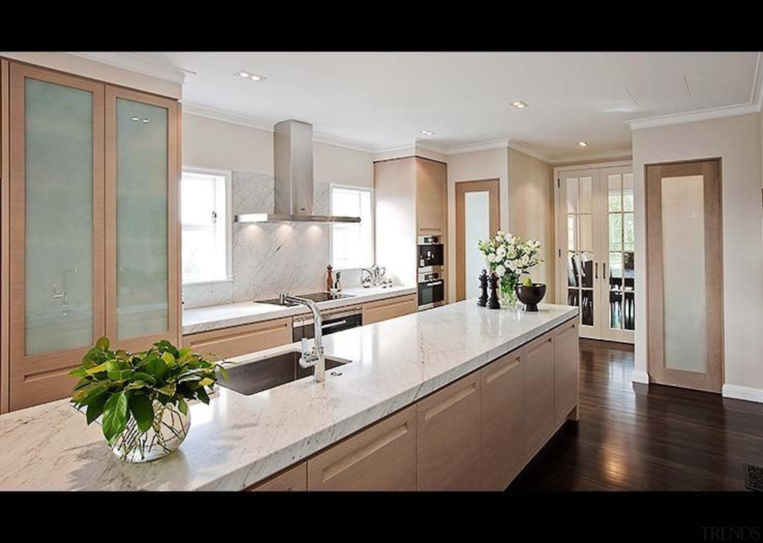 Bistro Style - countertop | cuisine classique | countertop, cuisine classique, estate, home, interior design, kitchen, property, real estate, window, gray