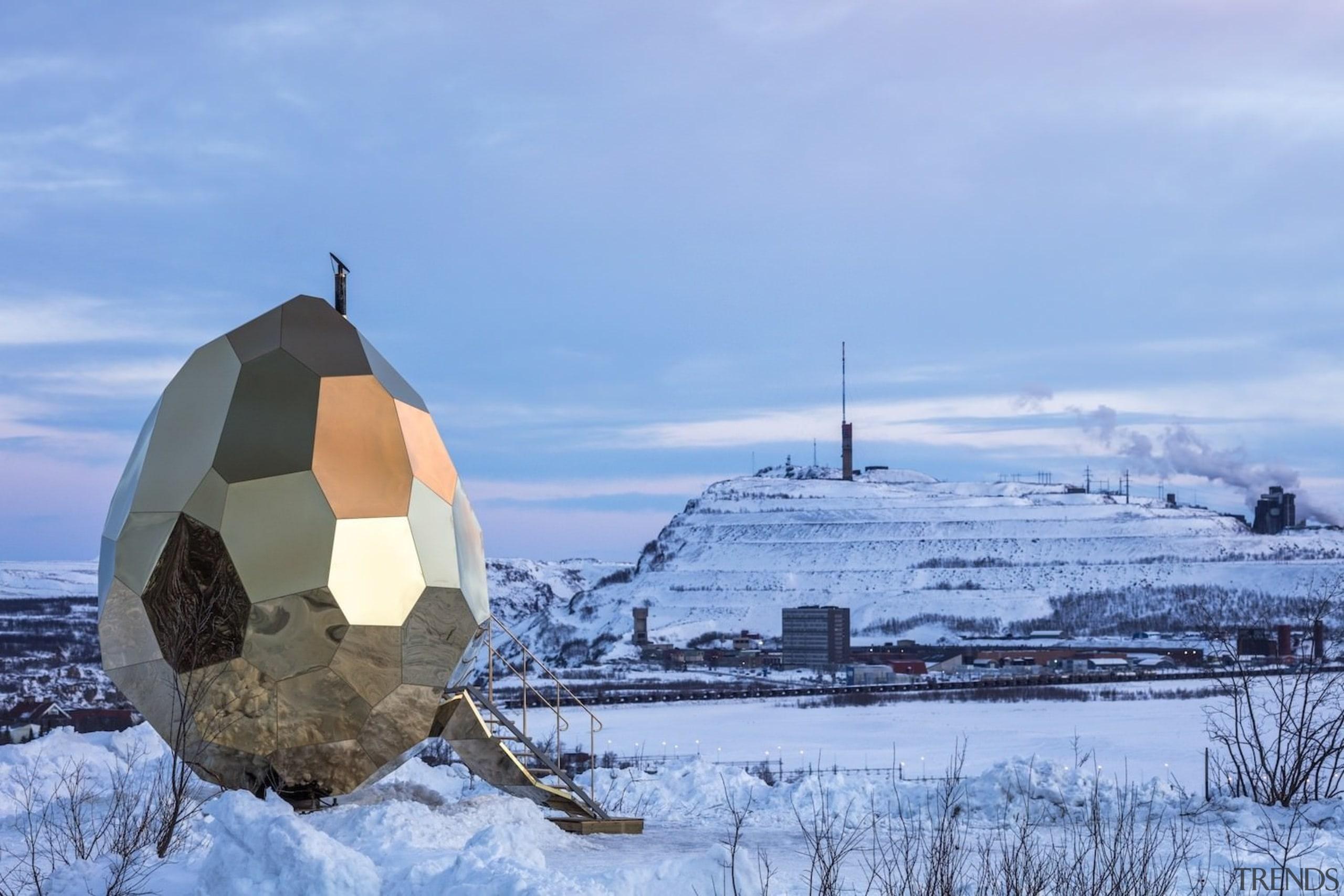 Designed by Bigert & BergströmPhotography by Jean-Baptiste arctic, freezing, ice, sky, snow, winter, teal