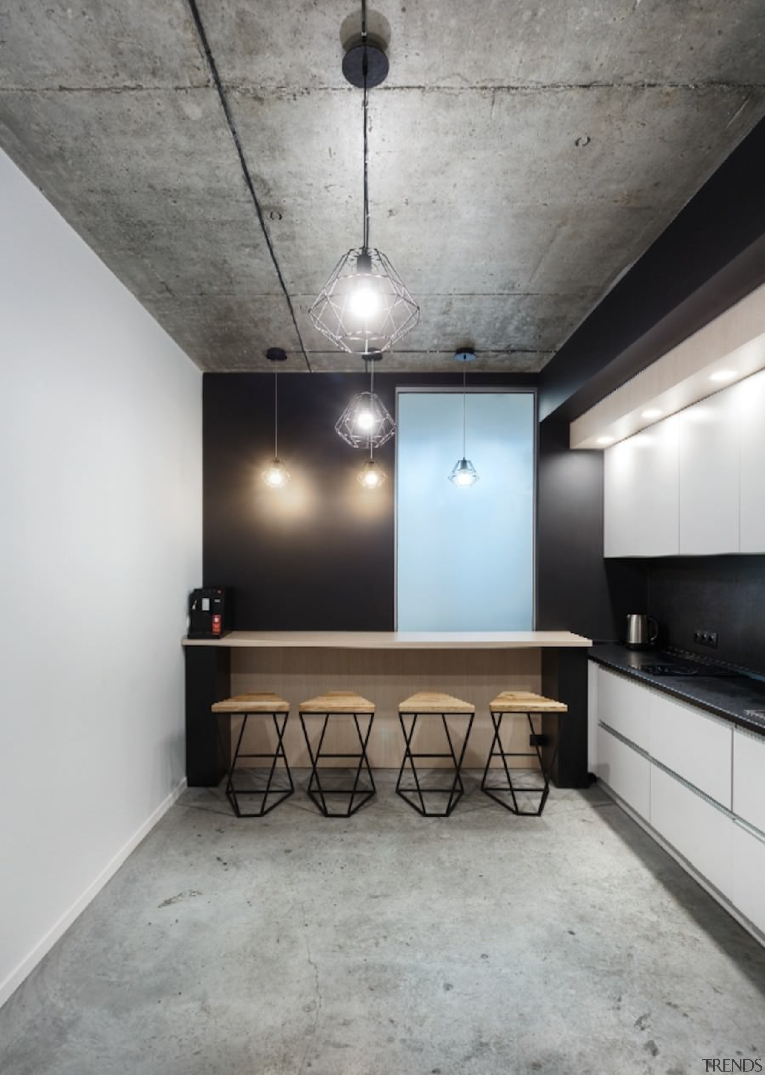 Architect: Martin Architects architecture, ceiling, floor, house, interior design, wall, gray