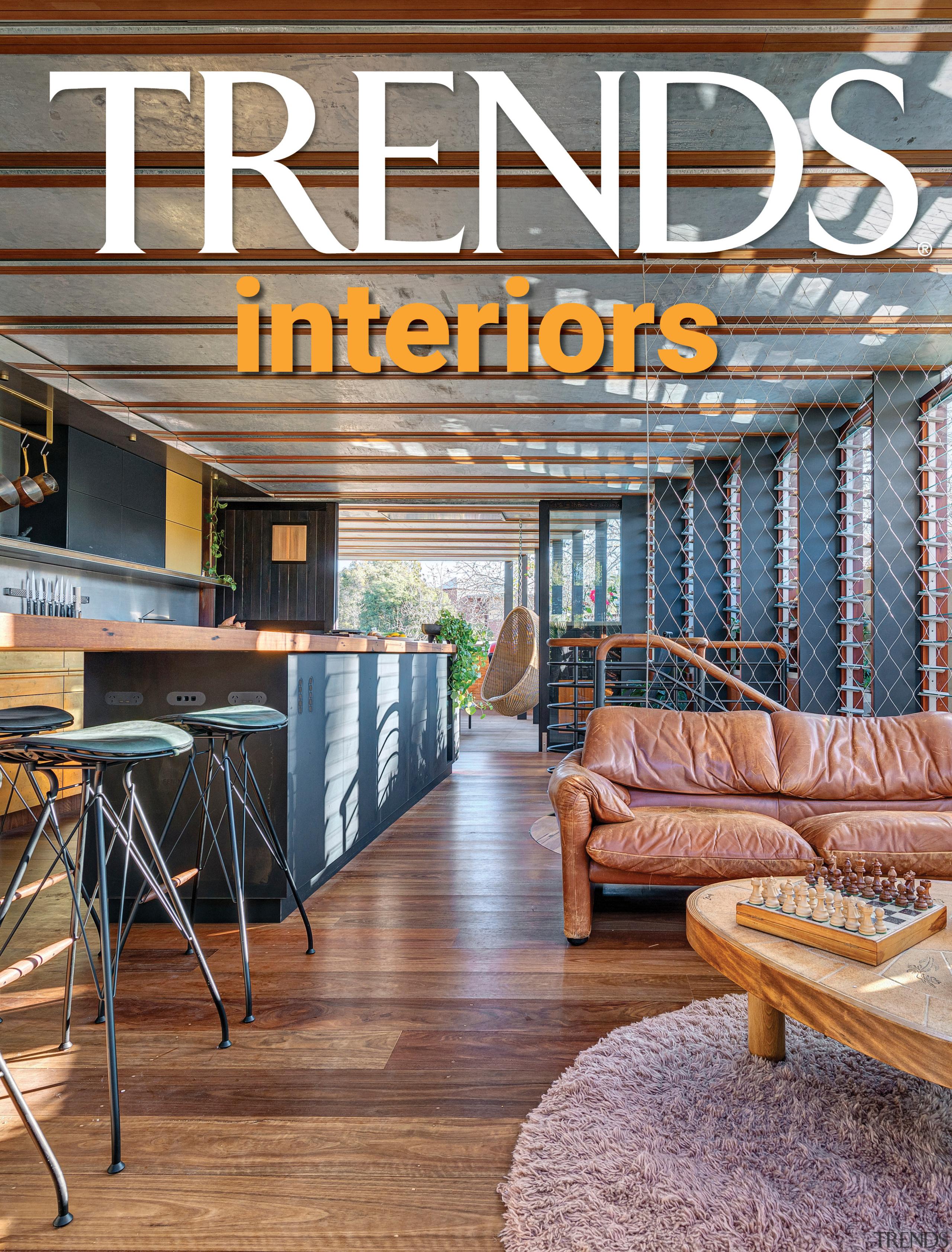 TRENDS MINI COVER interiors 2 -
