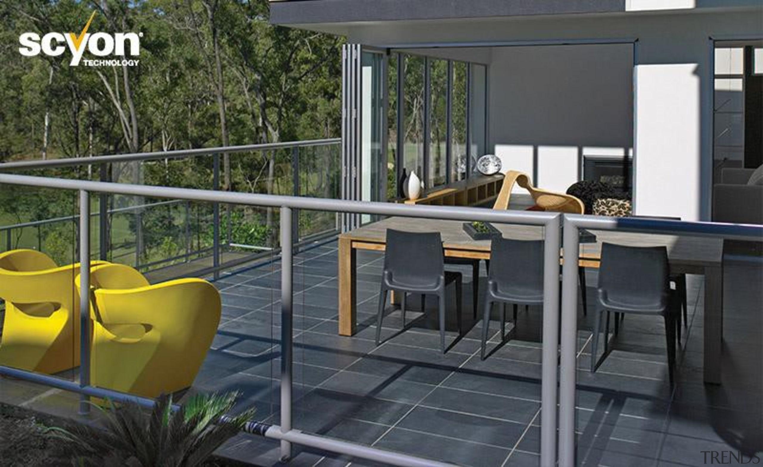 Secura Interior Flooring 3 - Secura Interior Flooring table, black, gray