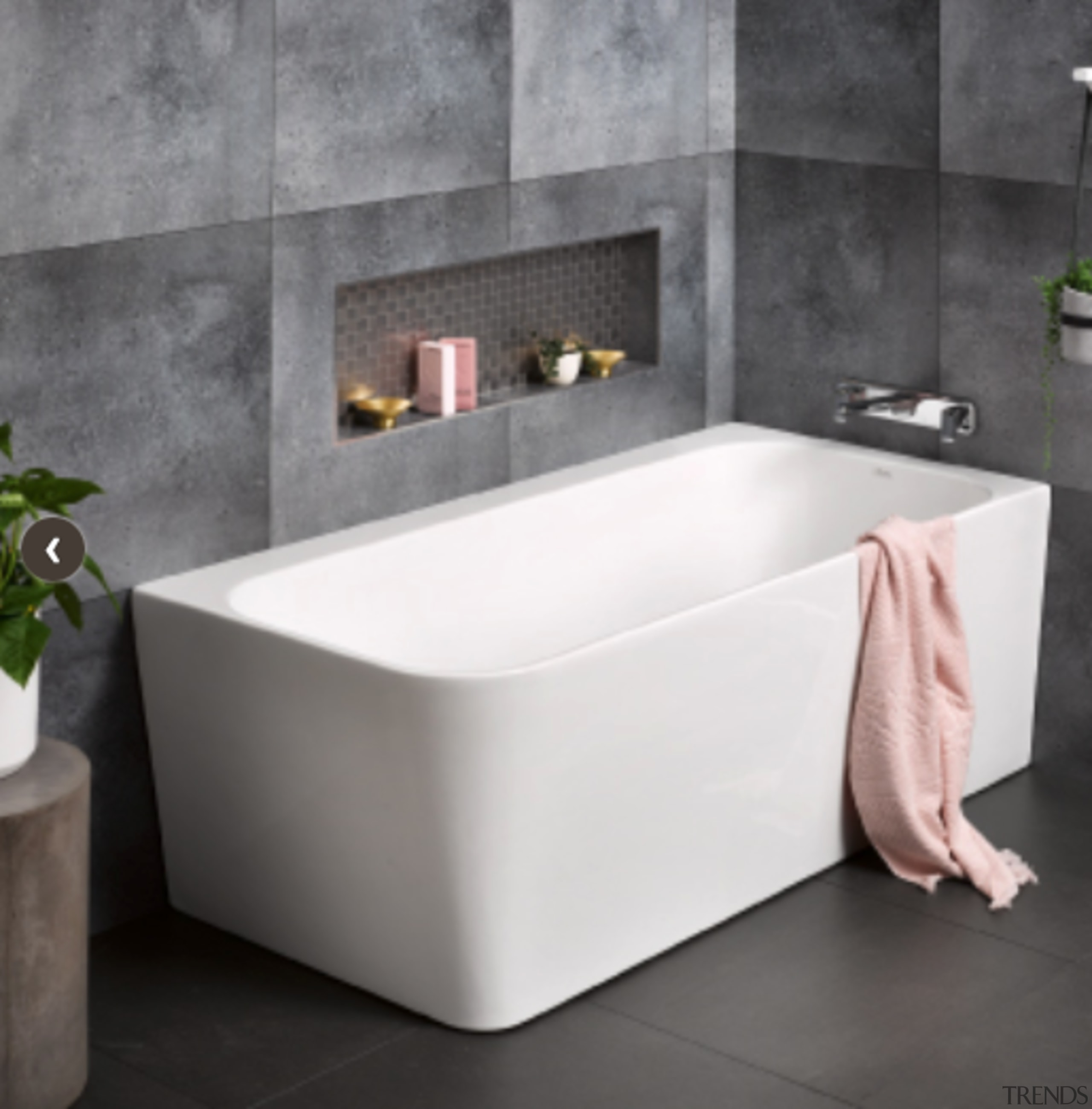 Contro Corner Bath - Contro Corner Bath - angle, bathroom, bathroom sink, bathtub, ceramic, floor, plumbing fixture, tap, gray