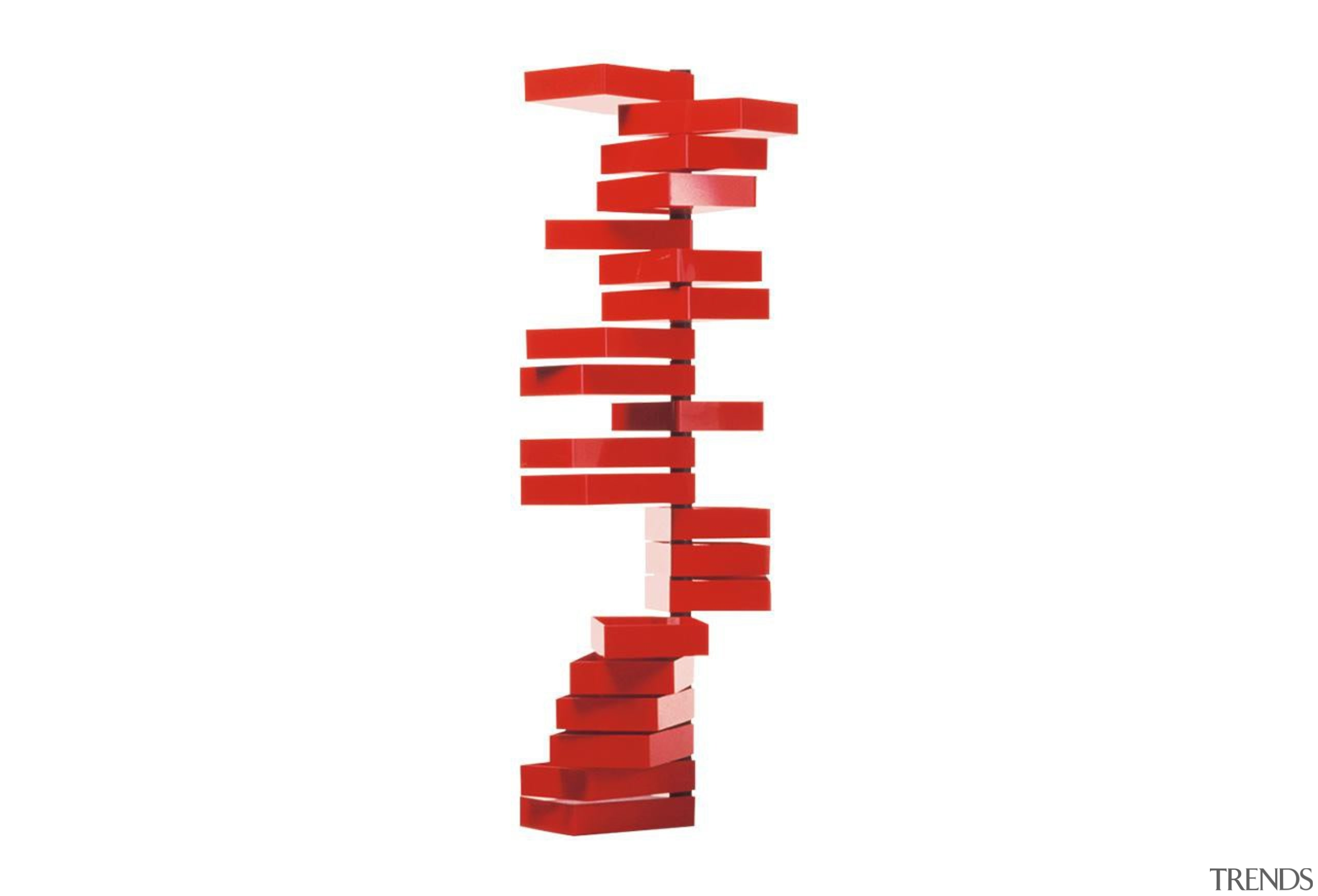 Revolving Cabinet by Shiro Kuramata for Cappellini.Chest of font, line, product design, text, white