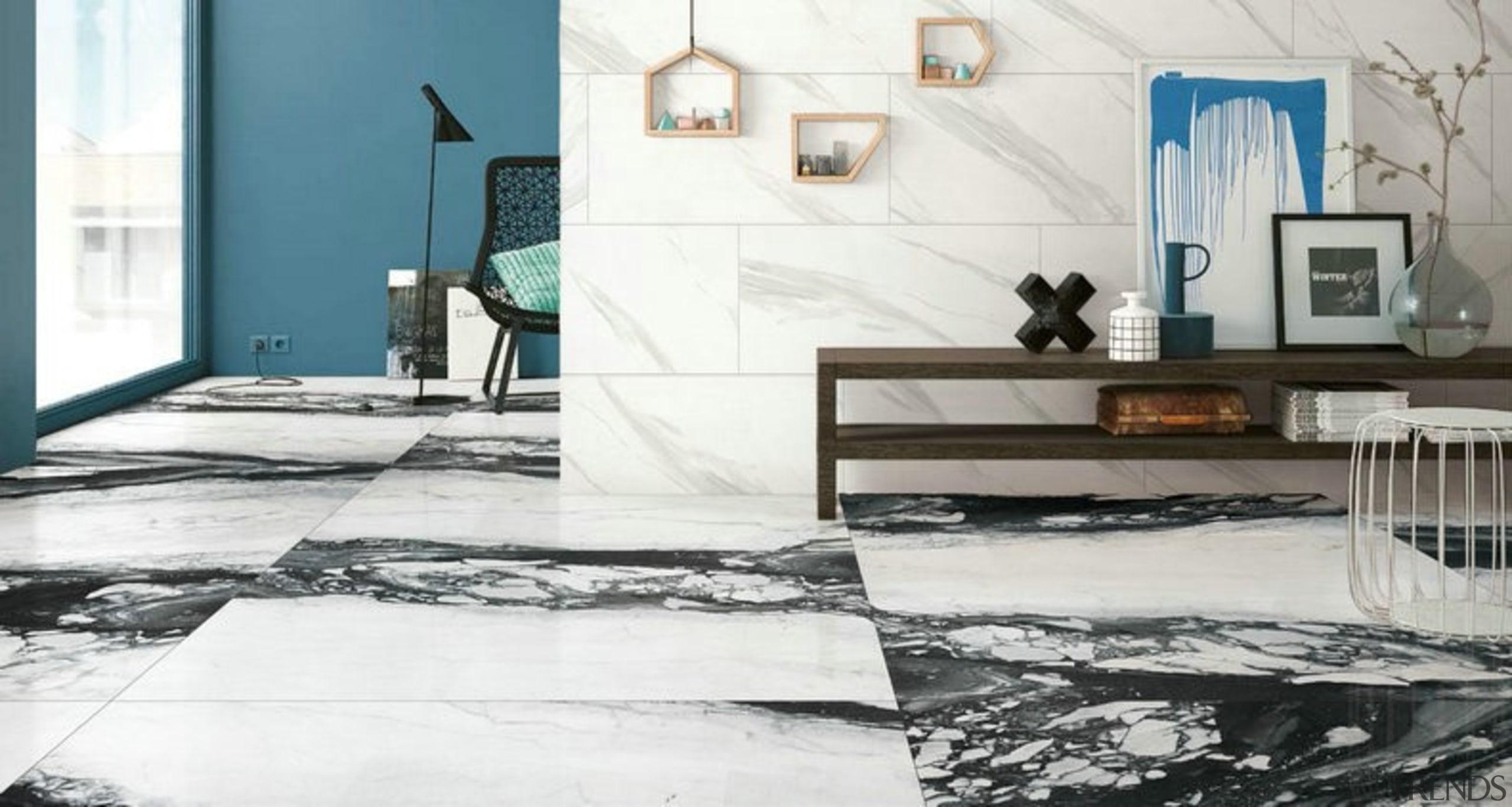 Extension Galaxy Satin 600x1200 - floor | flooring floor, flooring, furniture, interior design, table, tile, wall, white