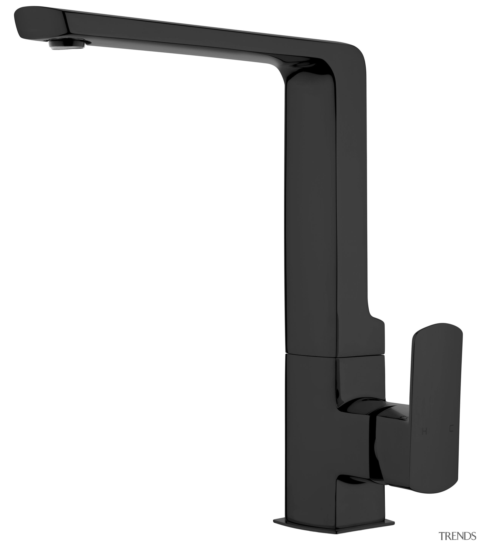 Sprint Black Sink Mixer SBK010 - Sprint Black angle, bathtub accessory, hardware, plumbing fixture, product, product design, tap, white