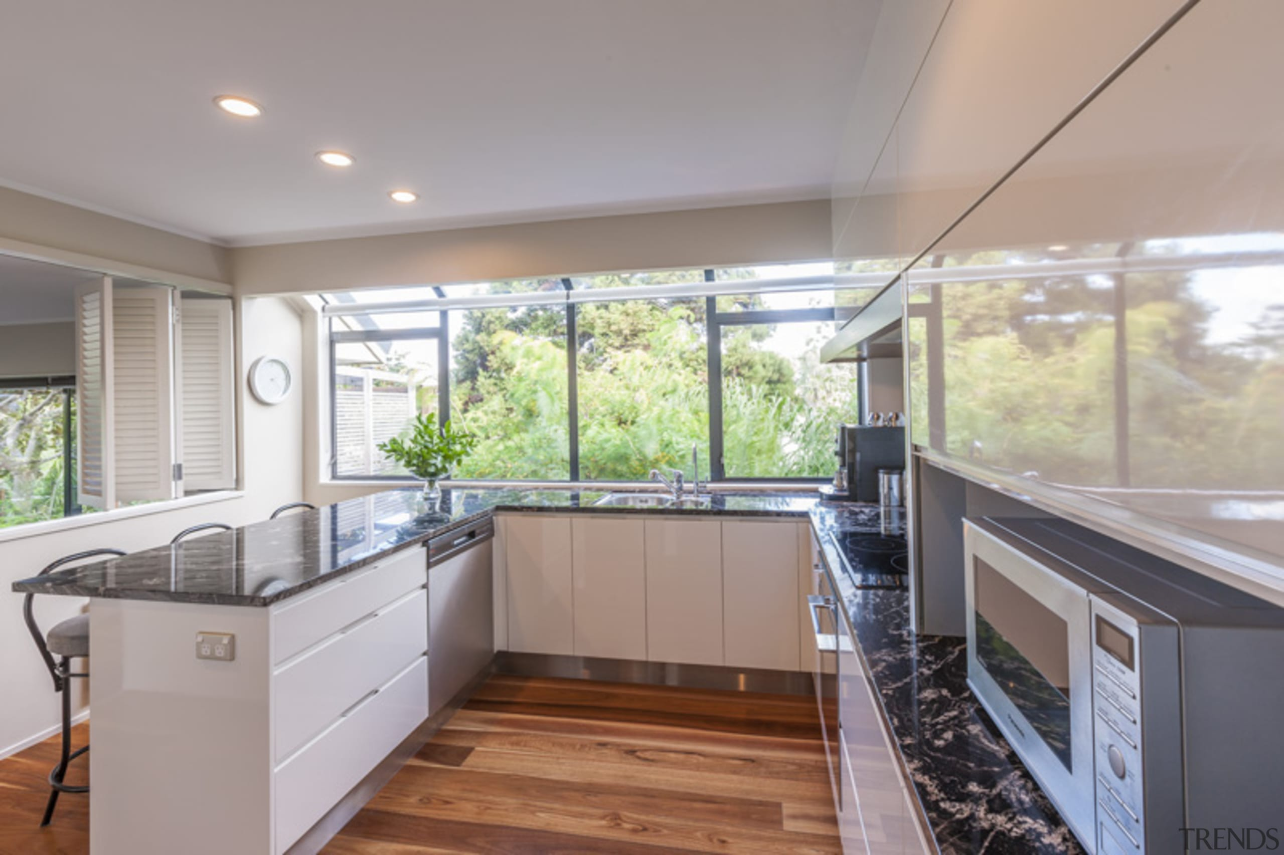 St. Heliers II - countertop   daylighting   countertop, daylighting, home, house, interior design, kitchen, real estate, room, window, gray