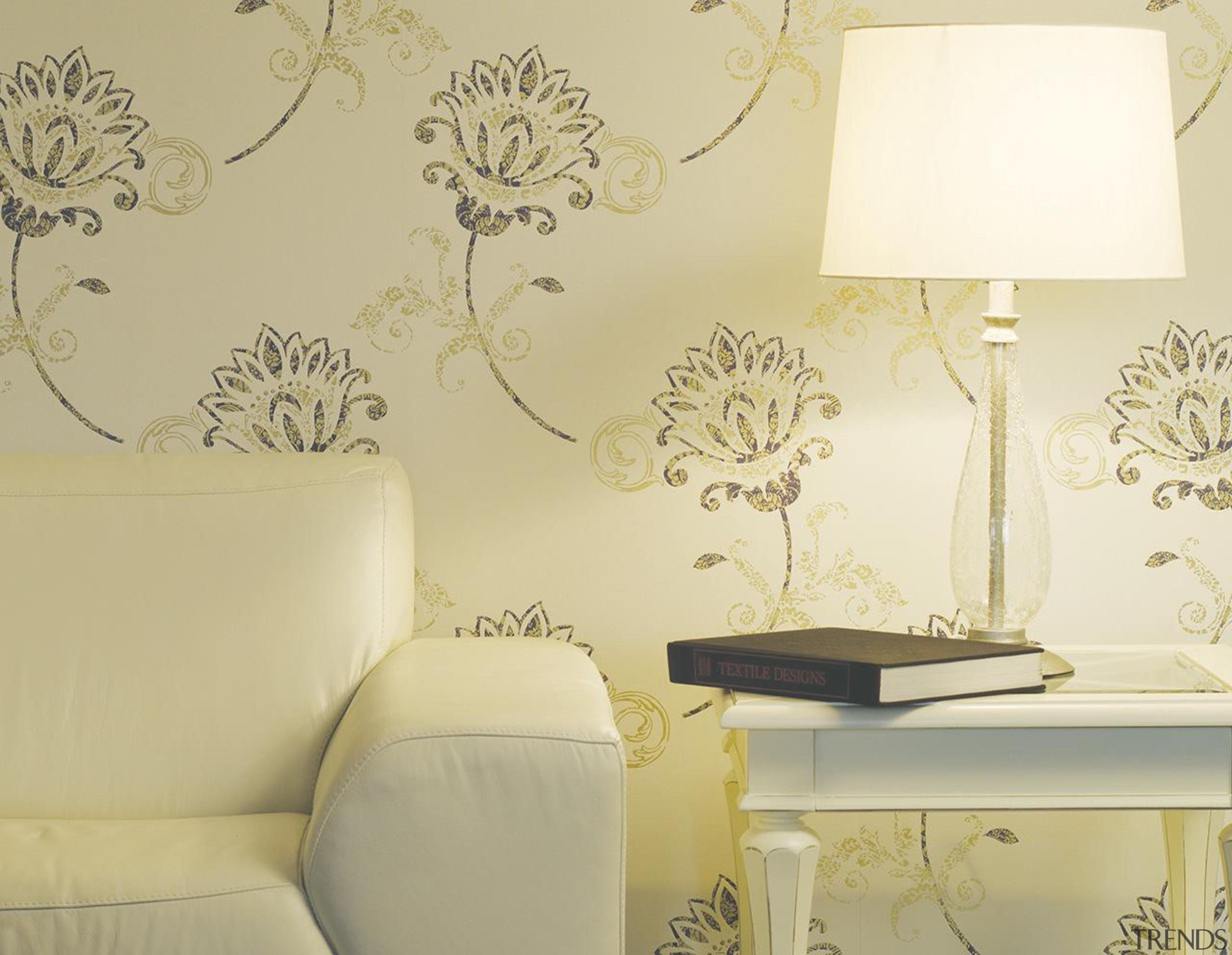 Bloomsbury House - Bloomsbury House Range - ceiling ceiling, interior design, lighting accessory, wall, wallpaper, yellow, orange