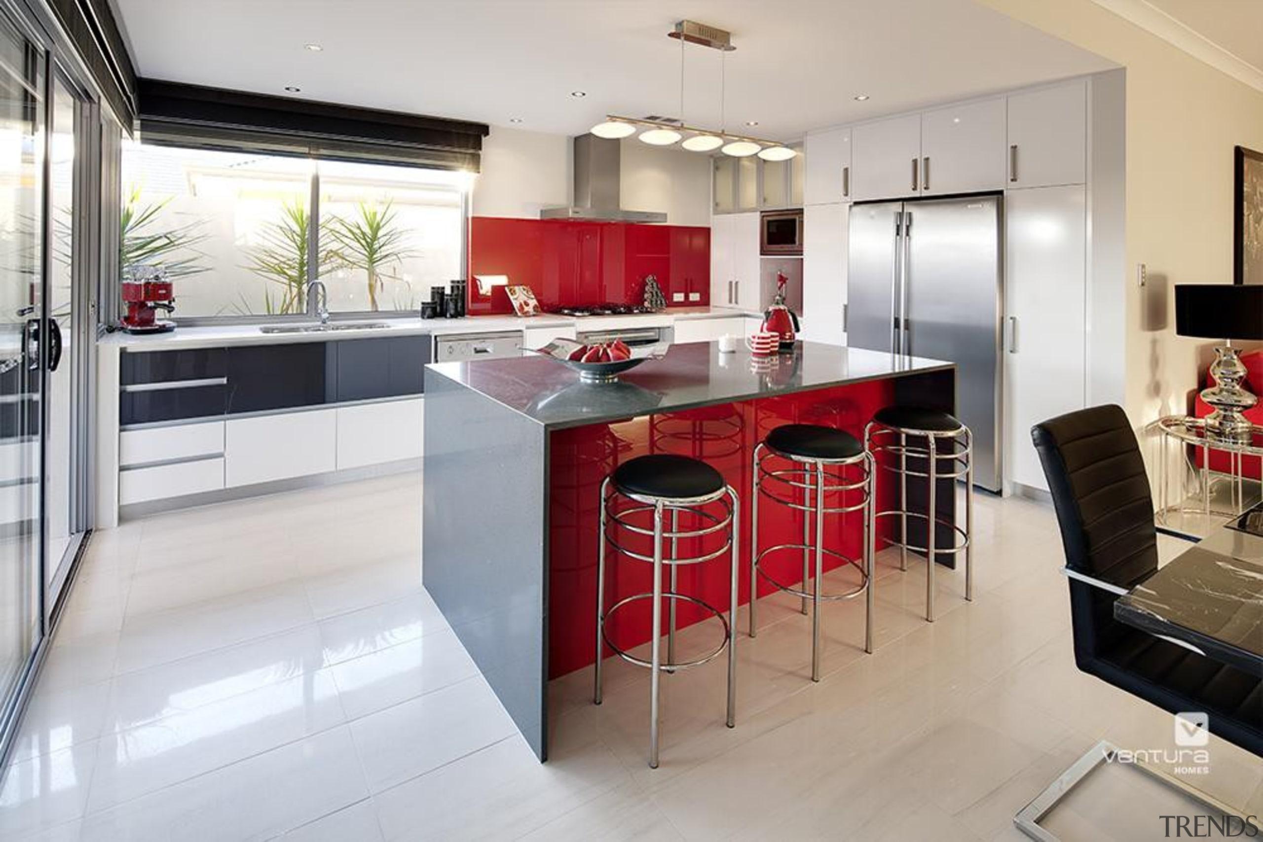 Kitchen design. - The Essence Display Home - cabinetry, countertop, cuisine classique, interior design, kitchen, room, gray