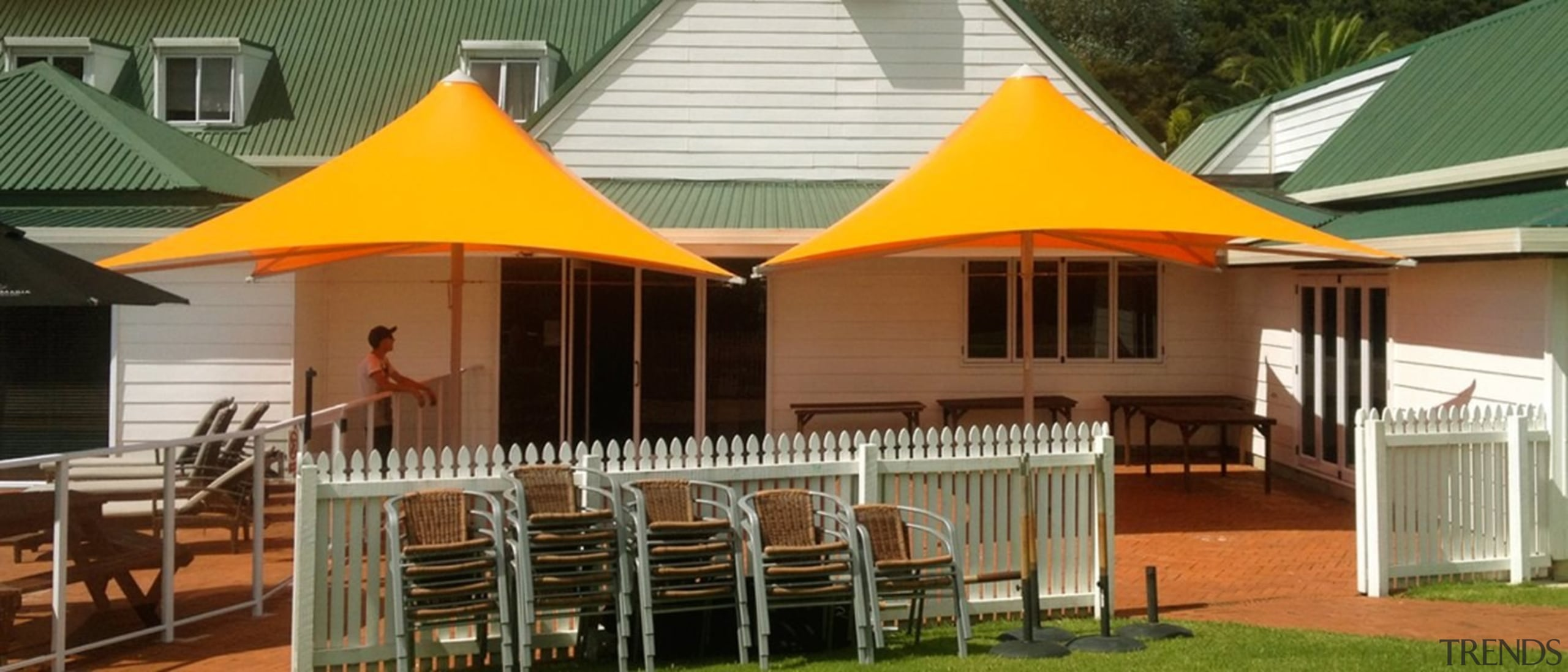 Summit Parasols - awning | canopy | gazebo awning, canopy, gazebo, outdoor structure, property, real estate, shade, tent, brown