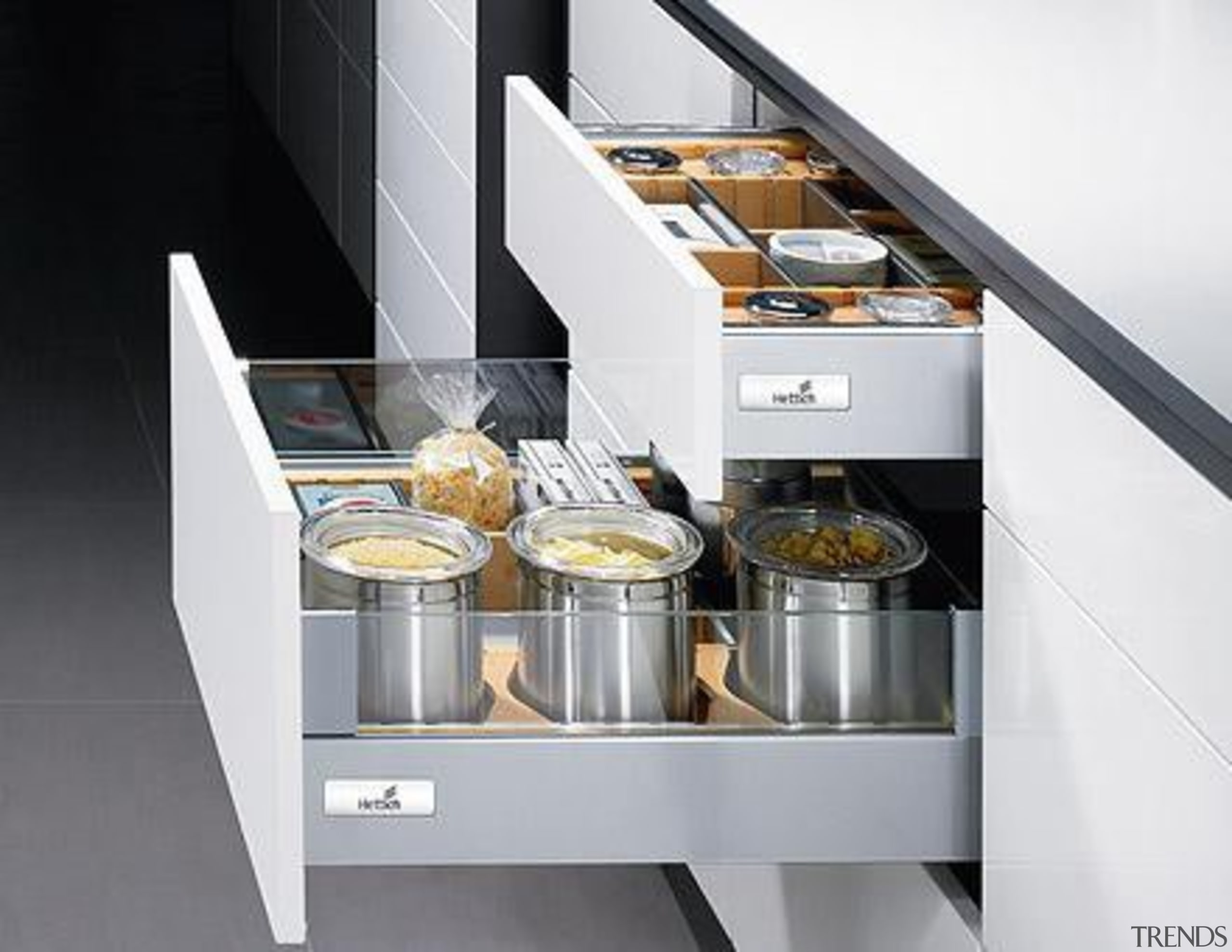 One drawer profile, unique potential to stand out. display case, drawer, furniture, home appliance, kitchen, kitchen appliance, product design, refrigerator, small appliance, white