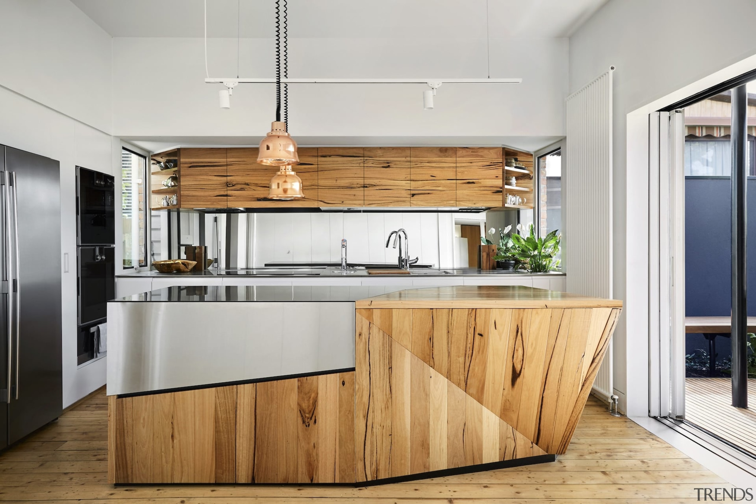 Austin Maynard Architects – Highly Commended – 2018 cabinetry, countertop, cuisine classique, interior design, kitchen, white, gray