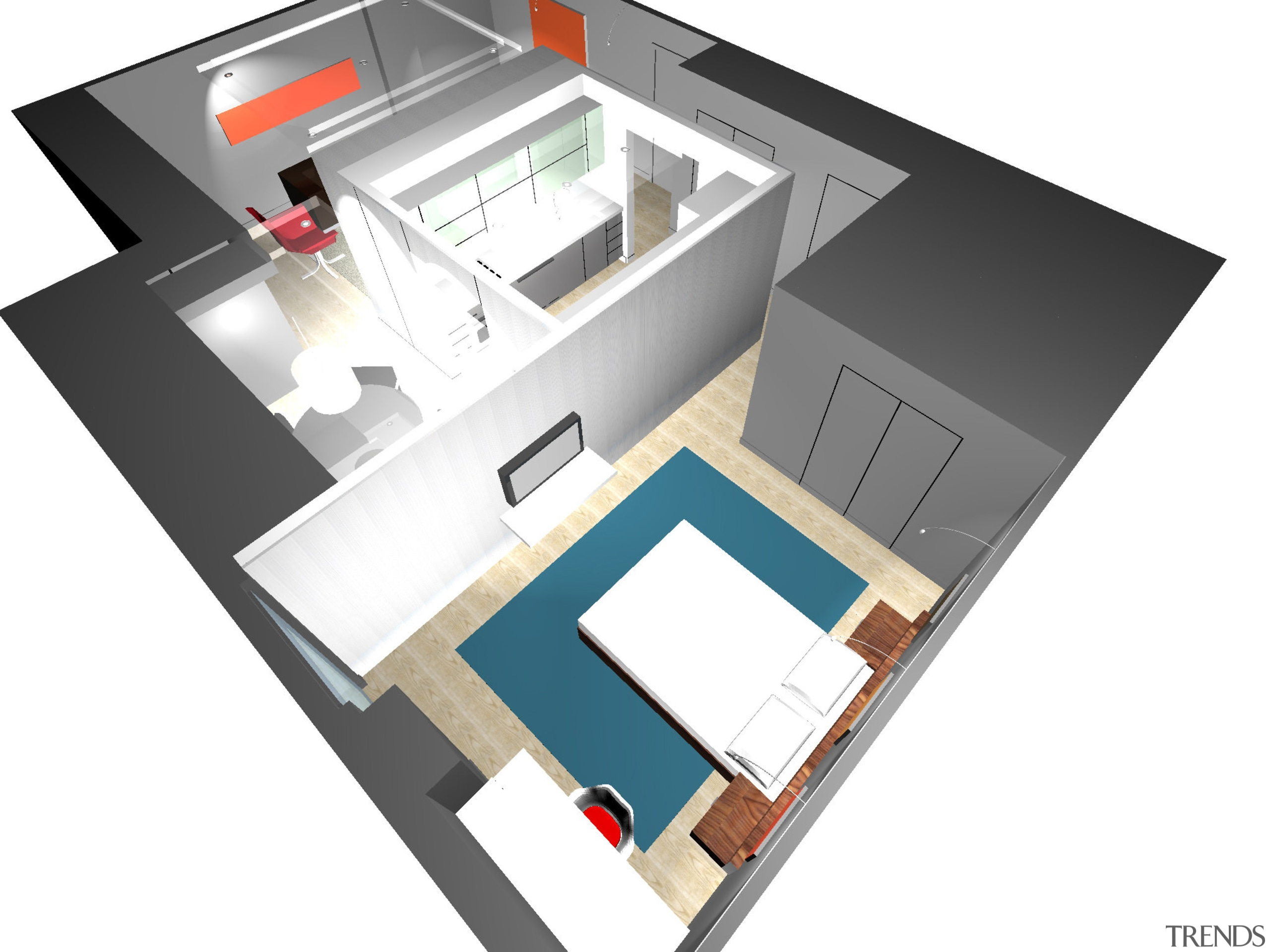 This home was remodeled by Forma Inc. A floor plan, product, product design, property, real estate, white