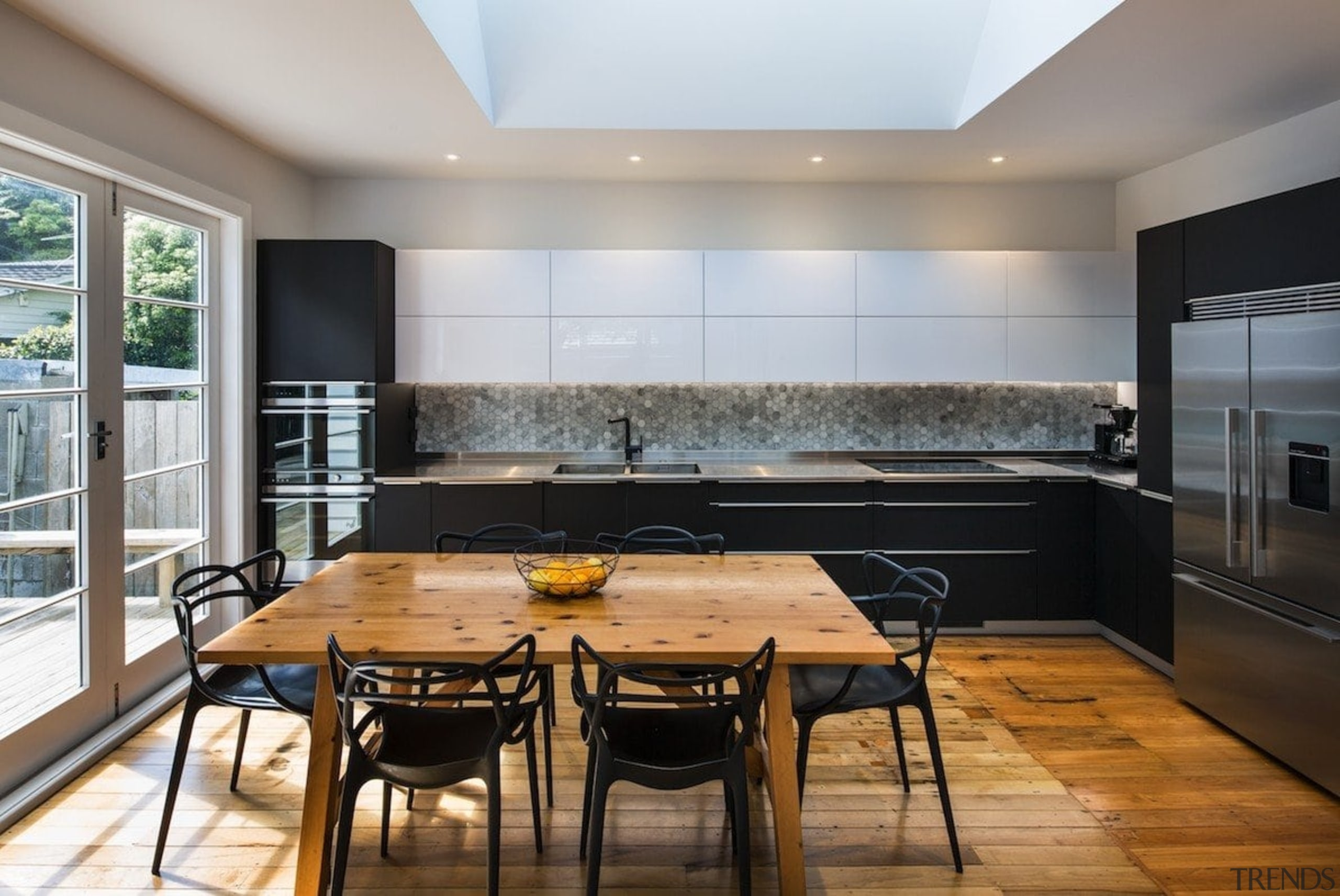 Highly Commended – German Kitchens - architecture | architecture, countertop, interior design, kitchen, real estate, window, gray