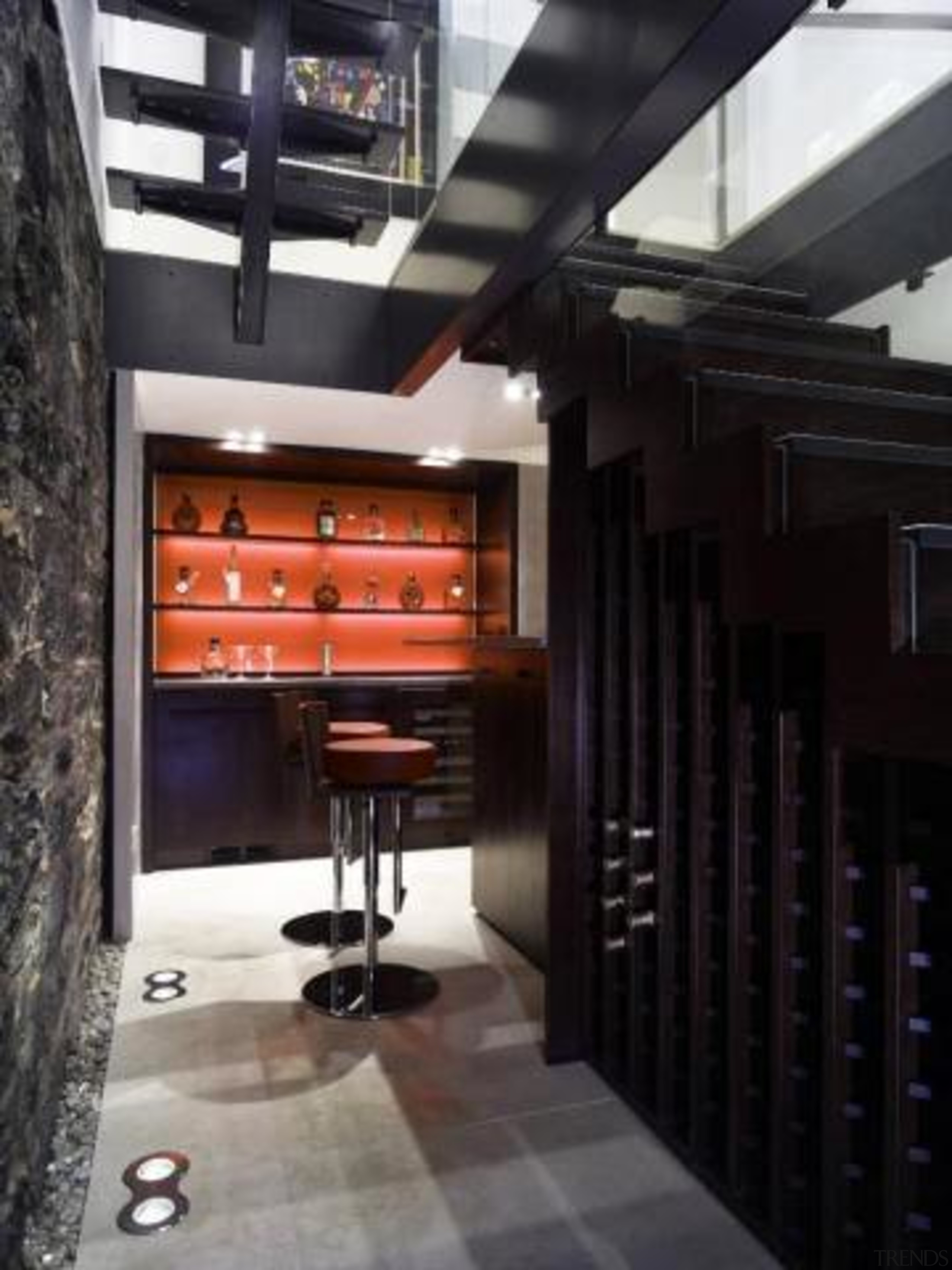 Source: Trulia interior design, black