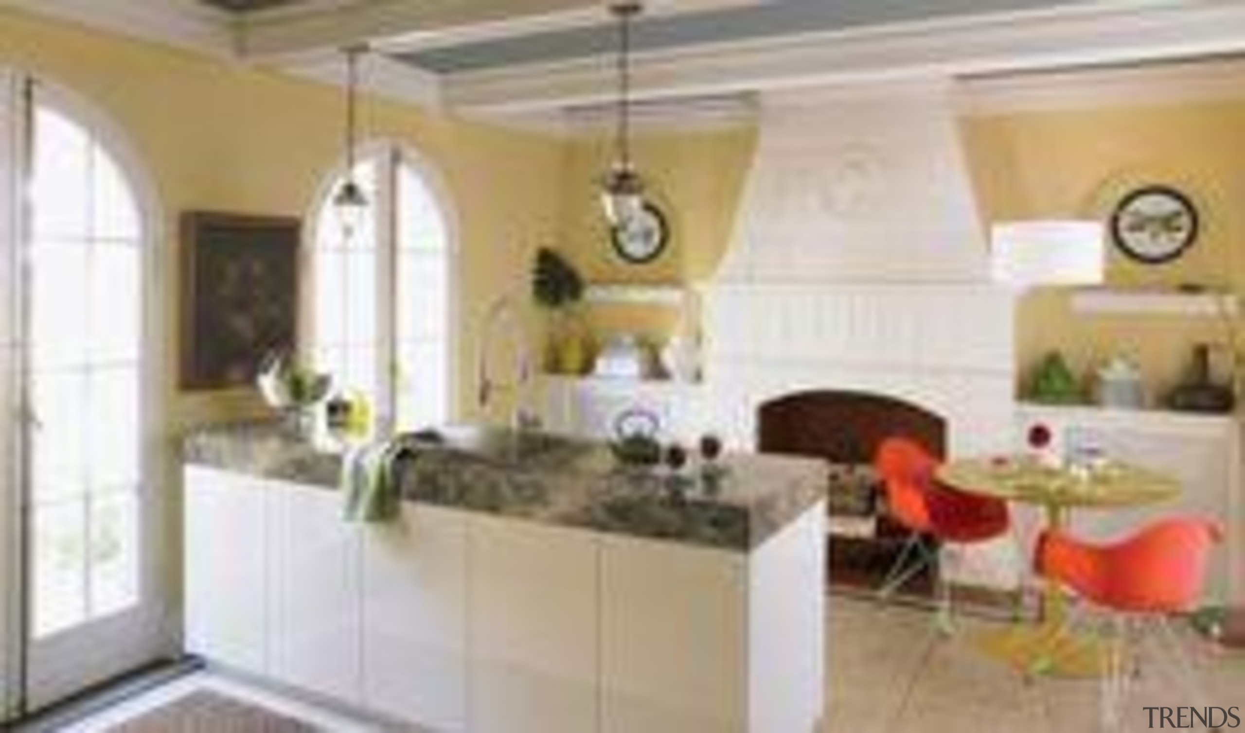 My Dream Kitchen : Inspiration Gallery : Country home, interior design, kitchen, property, real estate, room, gray