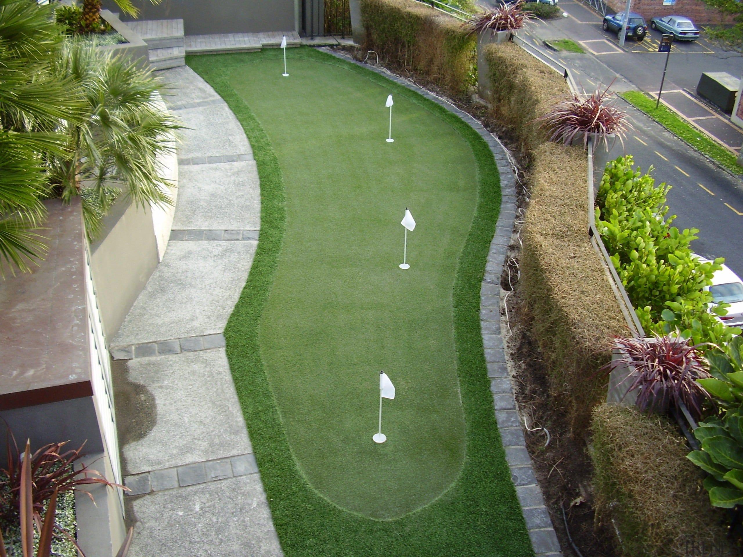 Sport - artificial turf | garden | grass artificial turf, garden, grass, green, landscape, landscaping, lawn, plant, tree, walkway, green, gray