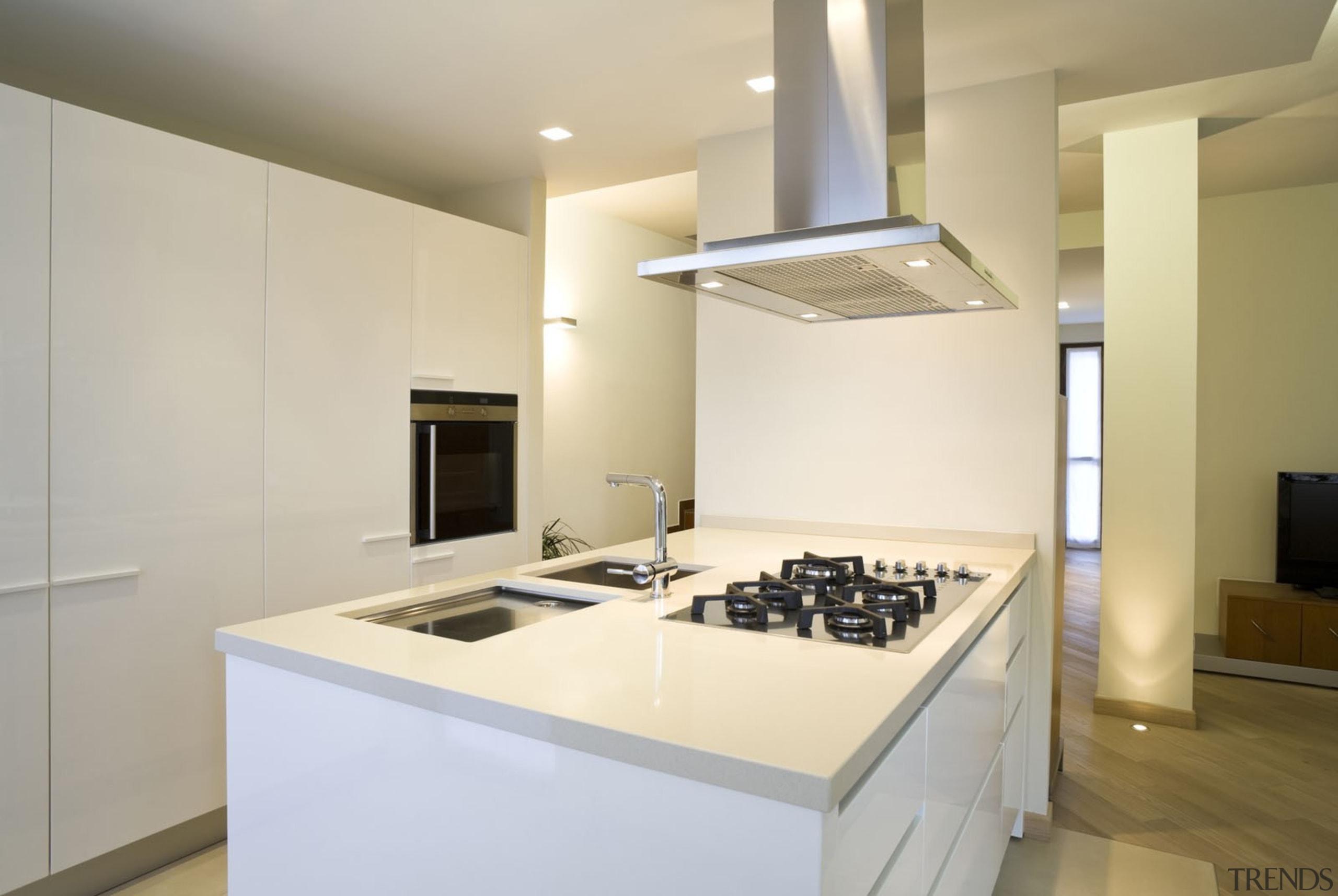 Silestone - Snowy Ibiza - Silestone - Snowy countertop, interior design, kitchen, real estate, room, gray