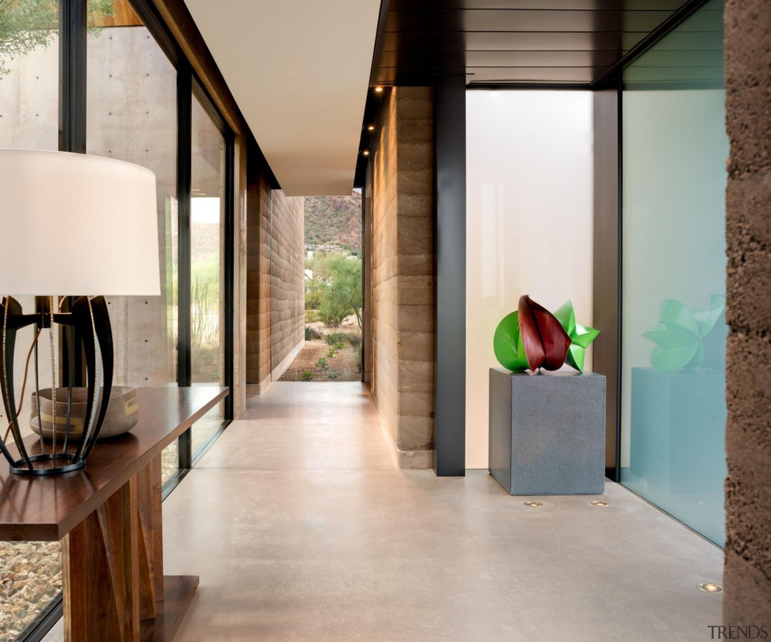Dancing Light House Kendle Design Collaborative11 - architecture architecture, floor, flooring, house, interior design, gray