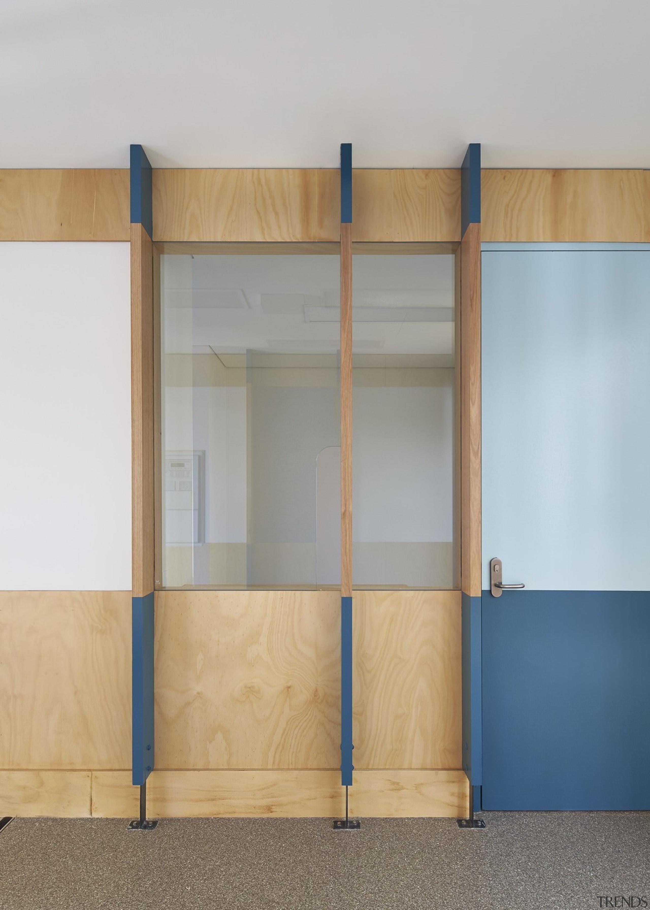 Tom Fisher House - Tom Fisher House - furniture, shelf, shelving, wall, wardrobe, wood, gray