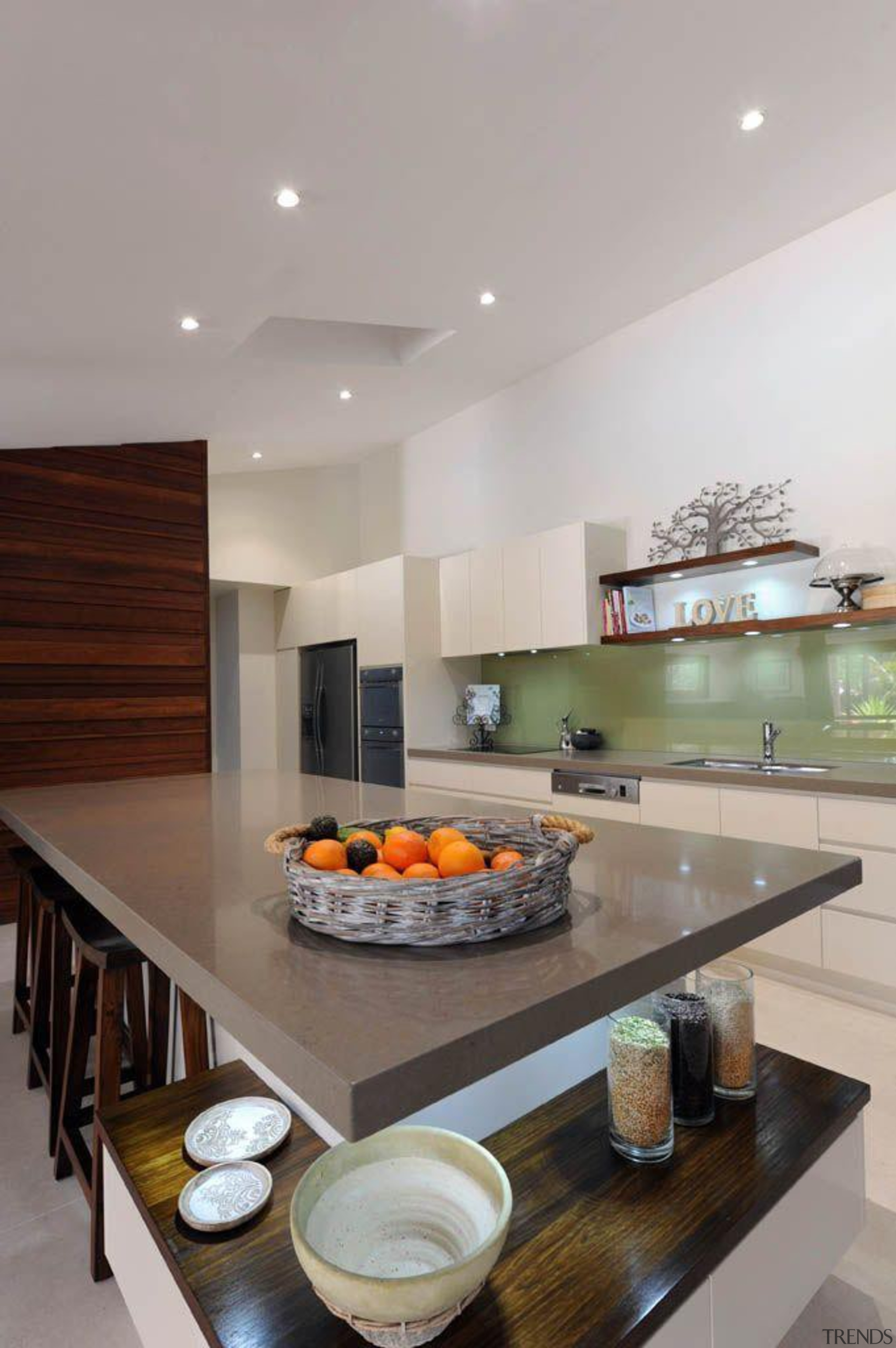 Seaside Cabinets Ginger - Ginger™ - ceiling | ceiling, countertop, interior design, kitchen, gray
