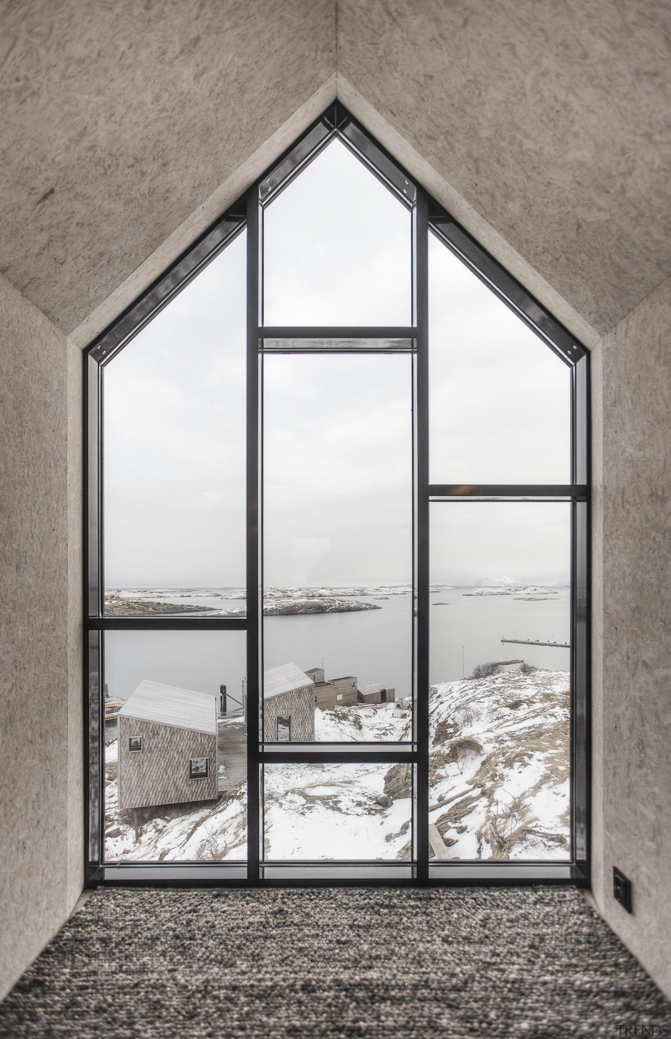 Architect: TYIN tegnestue ArchitectsPhotographer: Pasi Aalto / architecture, daylighting, home, house, window, gray, white