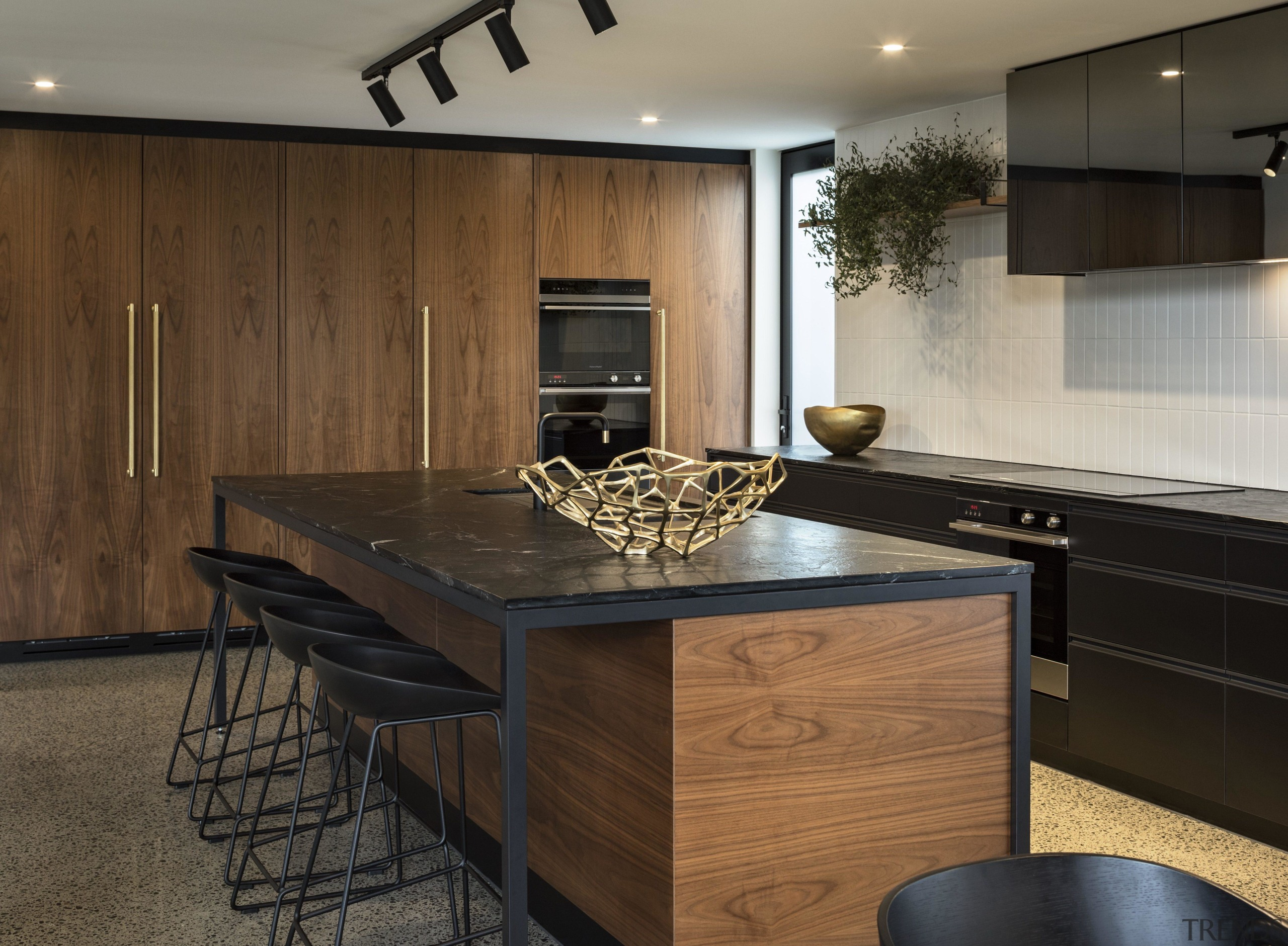 Hand-crafted cabinetry by RH Cabinetmakers means no surface