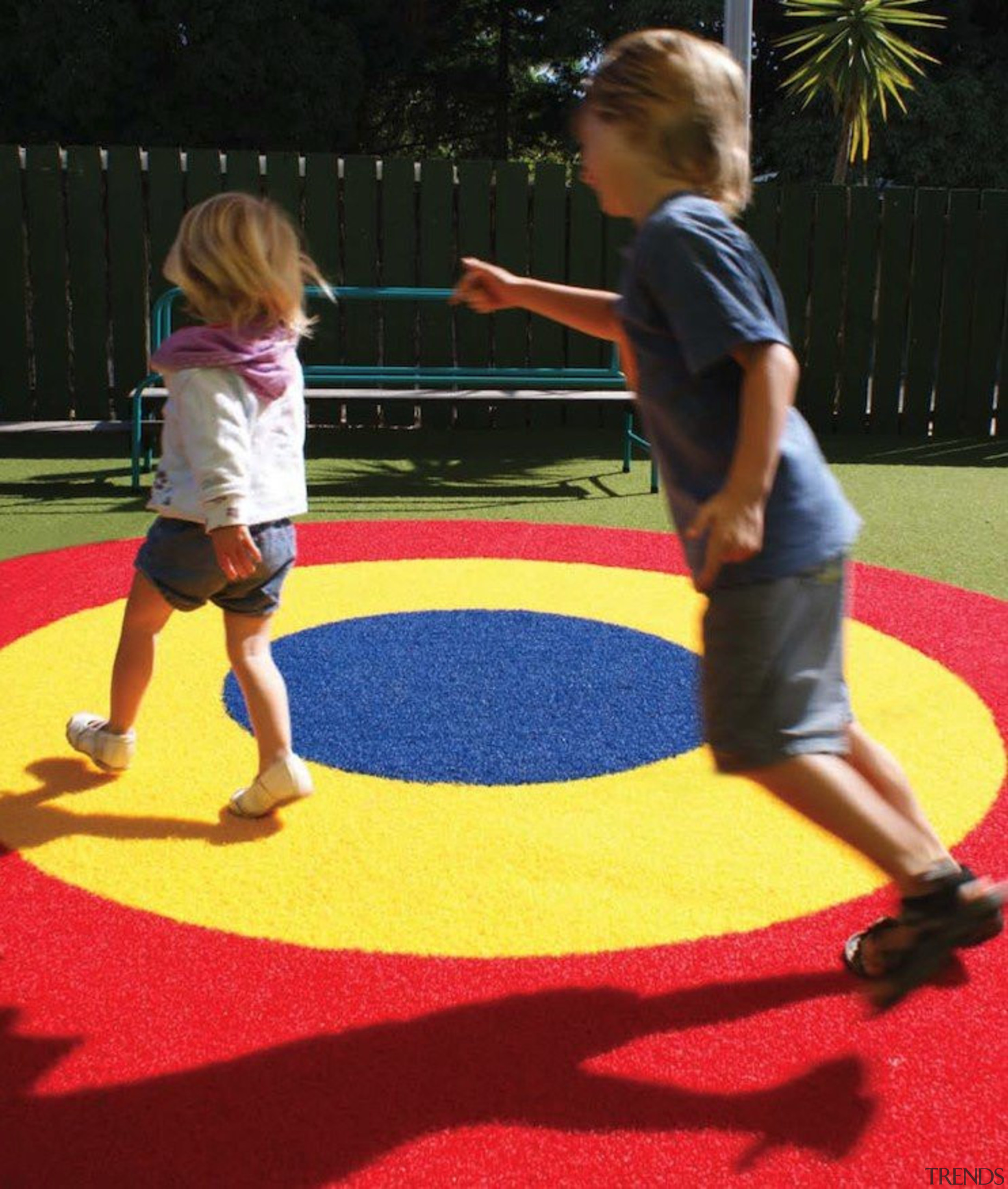 Pre-school, primary & seconday education - Pre-school, primary child, contact sport, day, flooring, fun, games, indoor games and sports, leisure, outdoor play equipment, physical fitness, play, playground, public space, recreation, sport venue, sports, yellow, black