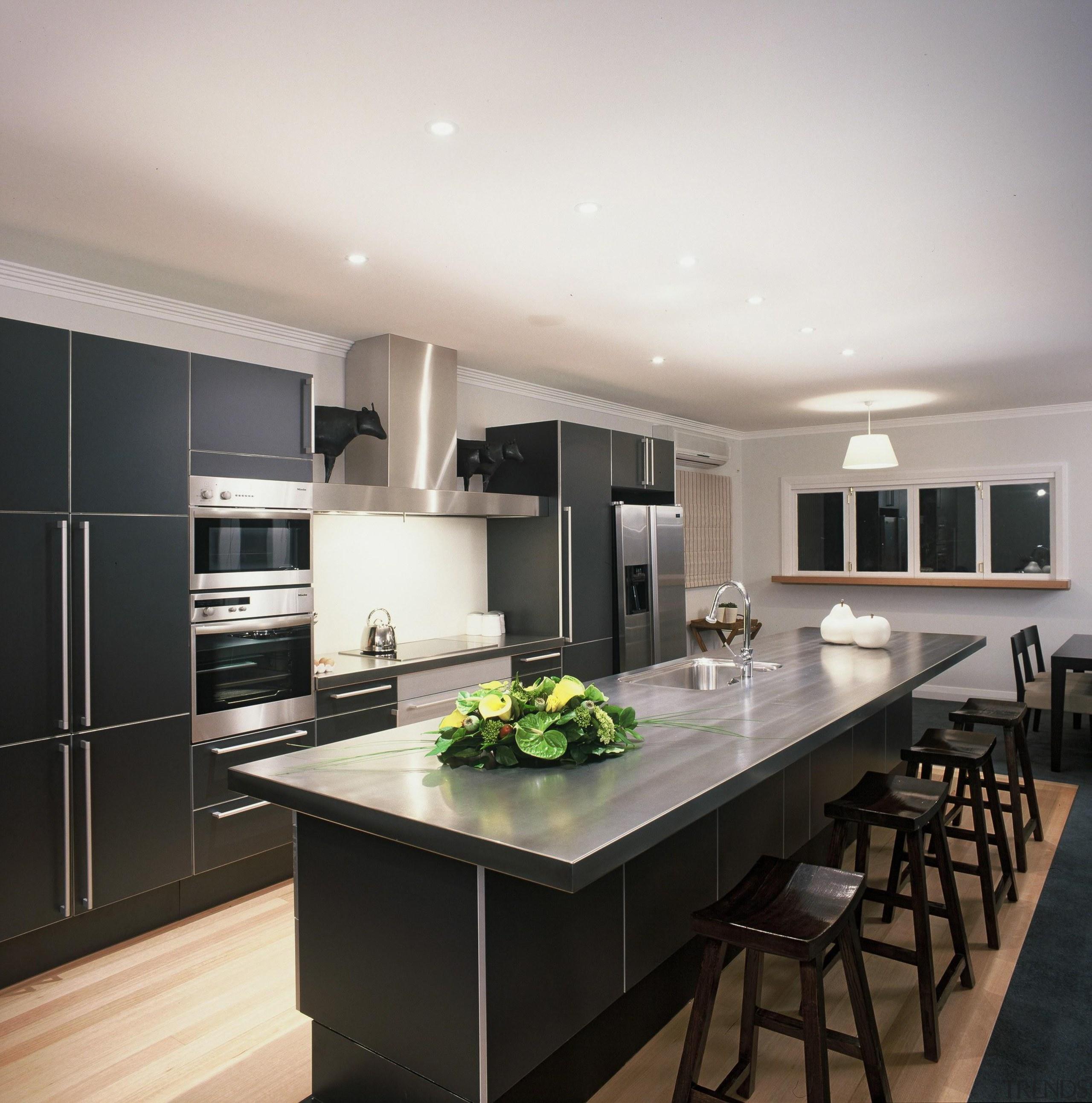 Woburn Kitchen - Woburn Kitchen - cabinetry | cabinetry, countertop, cuisine classique, interior design, kitchen, gray, black