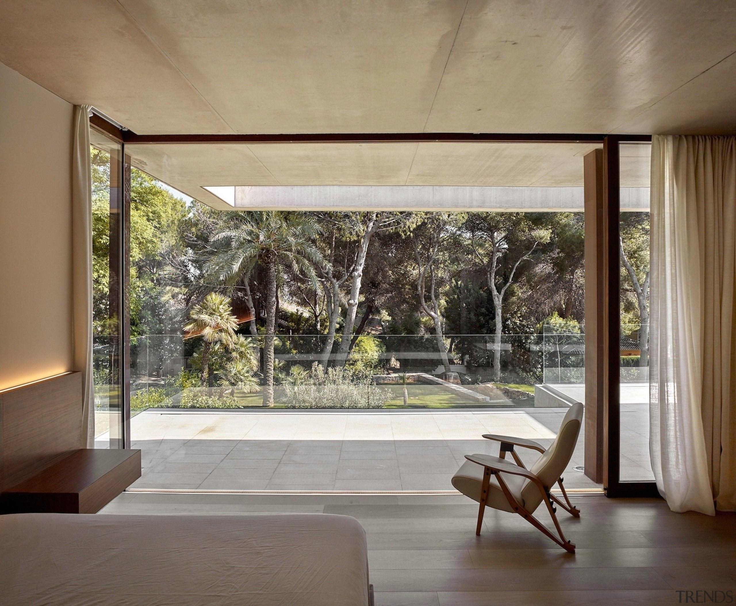 Architect: Ramón Esteve Estudio de Arquitectura architecture, door, estate, home, house, interior design, living room, real estate, shade, window, gray, brown