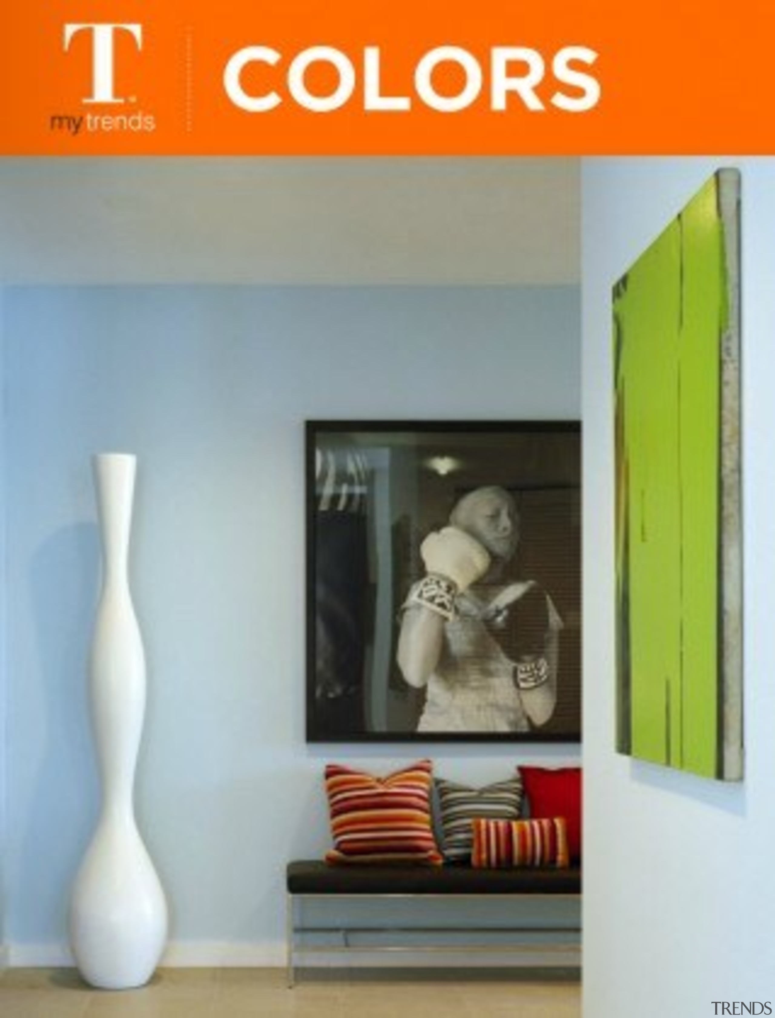 Colours - interior design | shelf | gray interior design, shelf, gray
