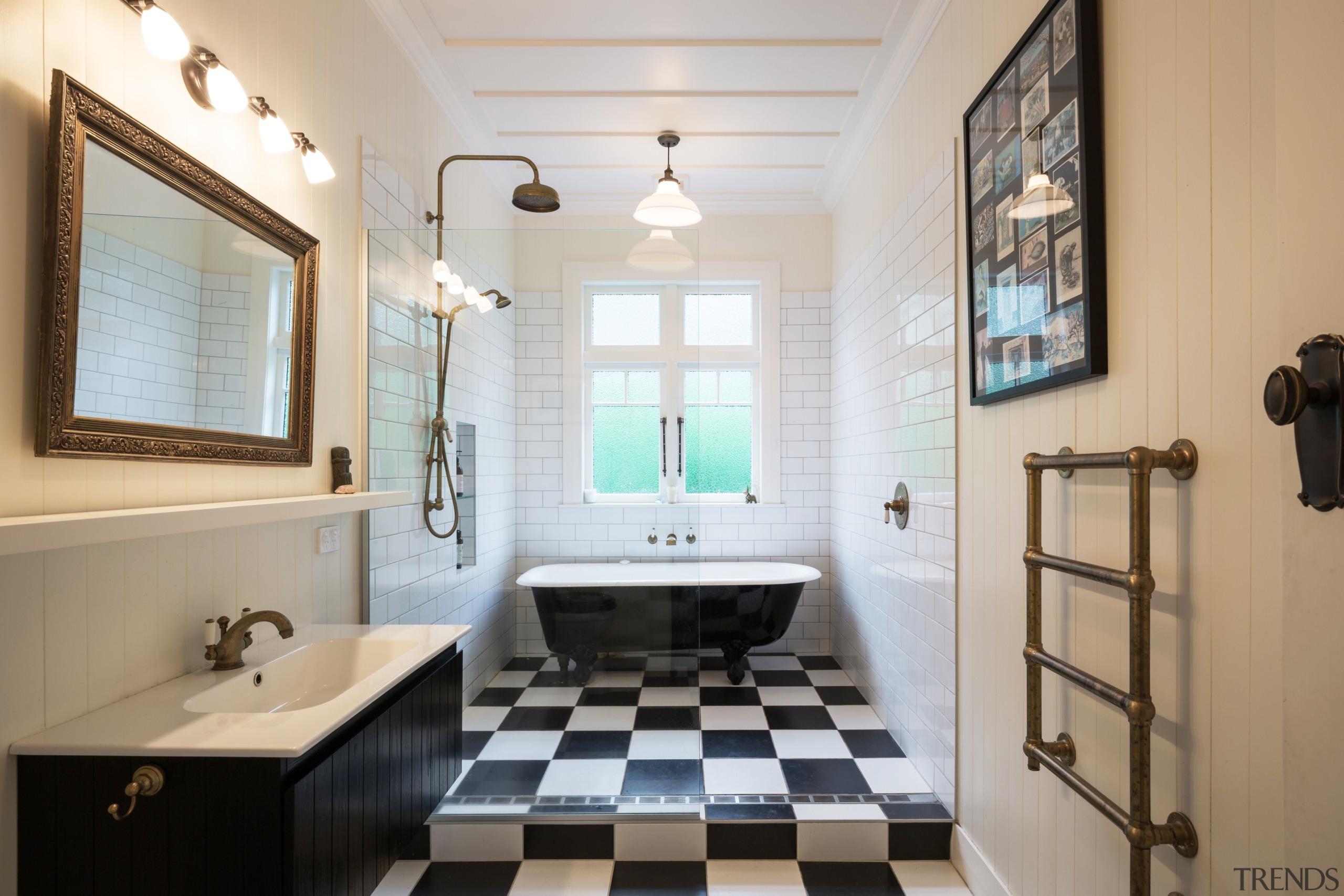 Family Bathroom - bathroom | estate | floor bathroom, estate, floor, home, interior design, real estate, room, gray