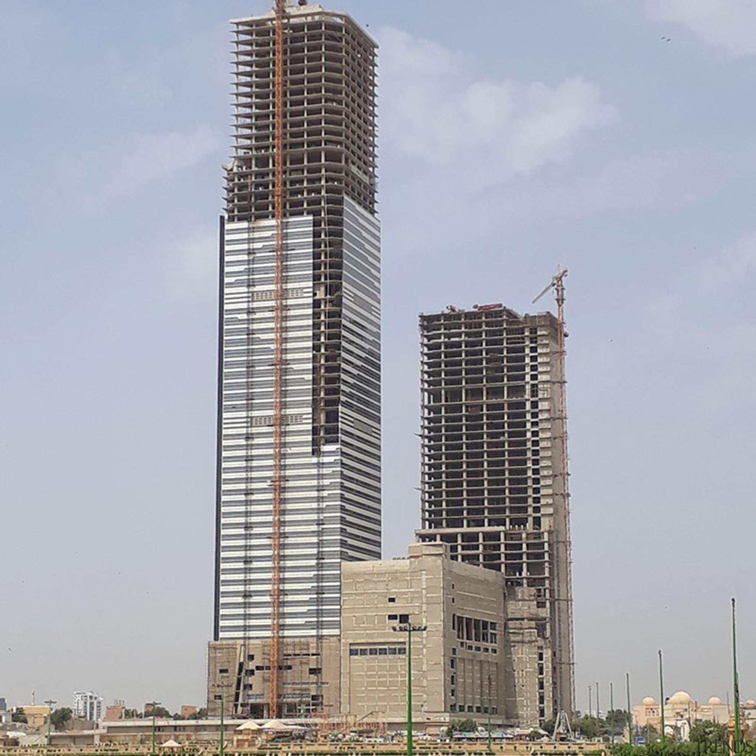Bahria, Karachi. Image by King Eliot - The gray