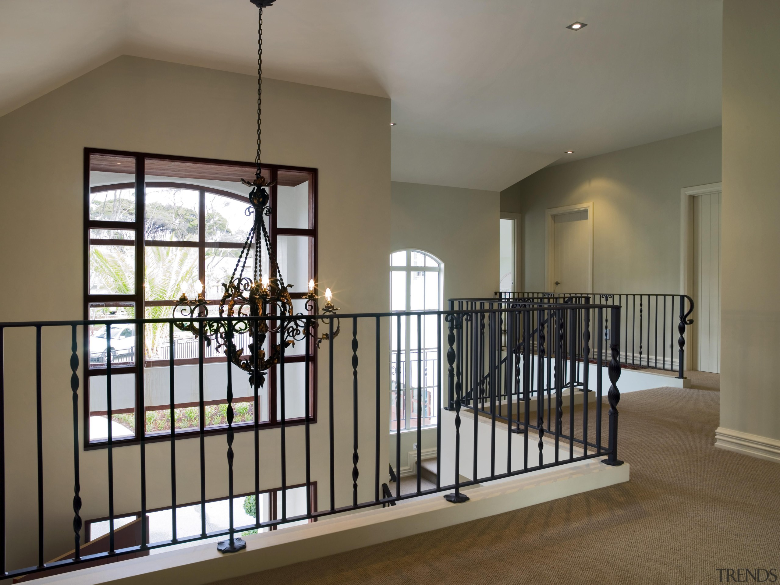 209thomas hunter 7 - Thomas_hunter_7 - baluster | baluster, door, estate, floor, handrail, home, interior design, iron, property, real estate, stairs, window, brown, gray