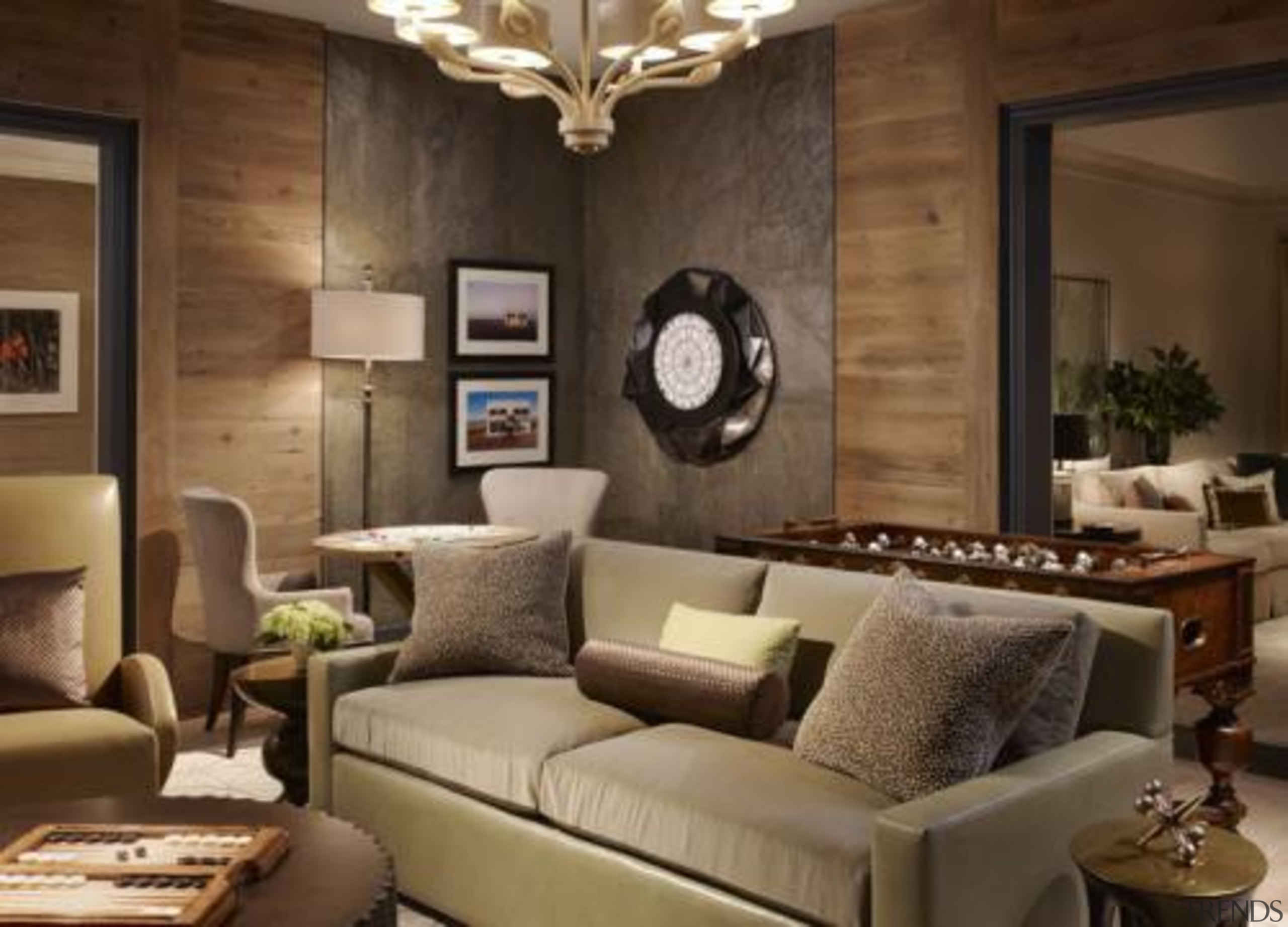 3. The excitement of seeing new possibilitiesYou want ceiling, furniture, home, interior design, living room, room, wall, brown