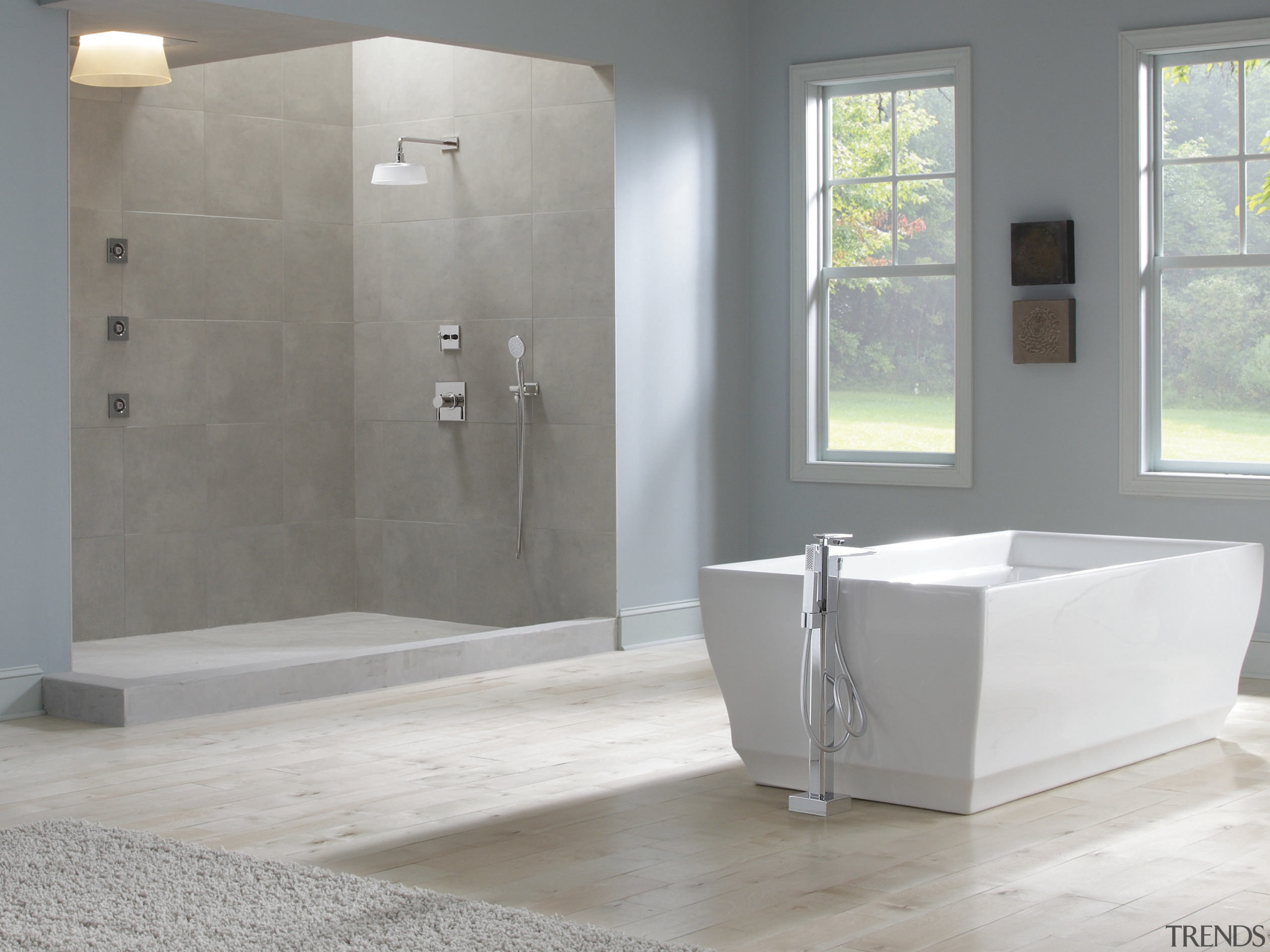 This Shower Was Designed By Toto Us Gallery 1 Trends
