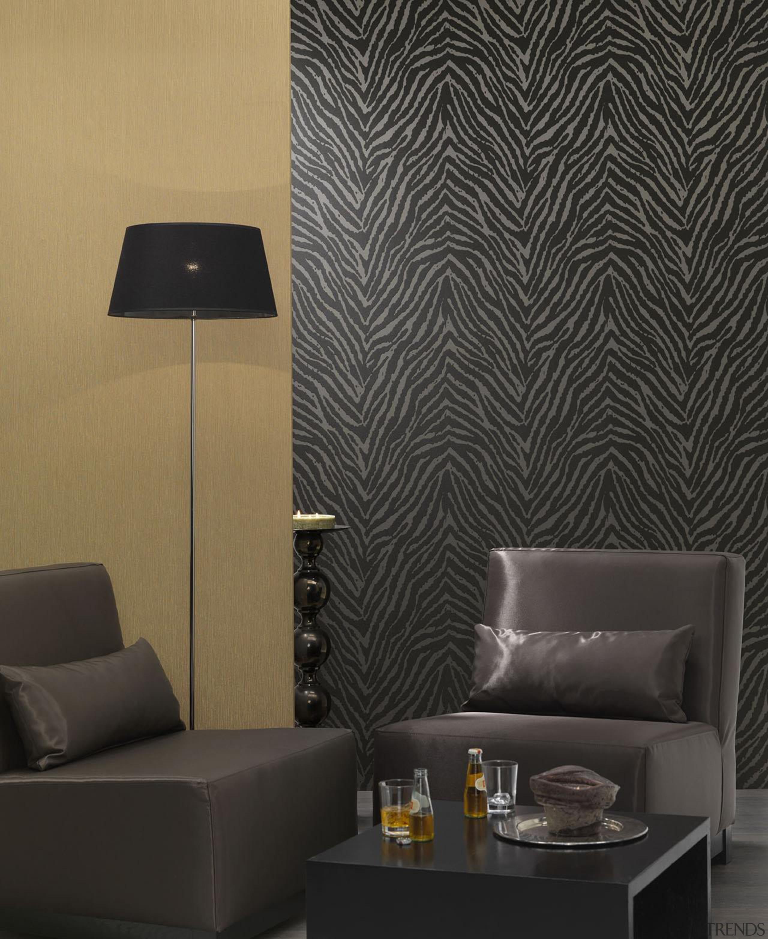 Modern Style Range - interior design   light interior design, light fixture, living room, product design, wall, wallpaper, black