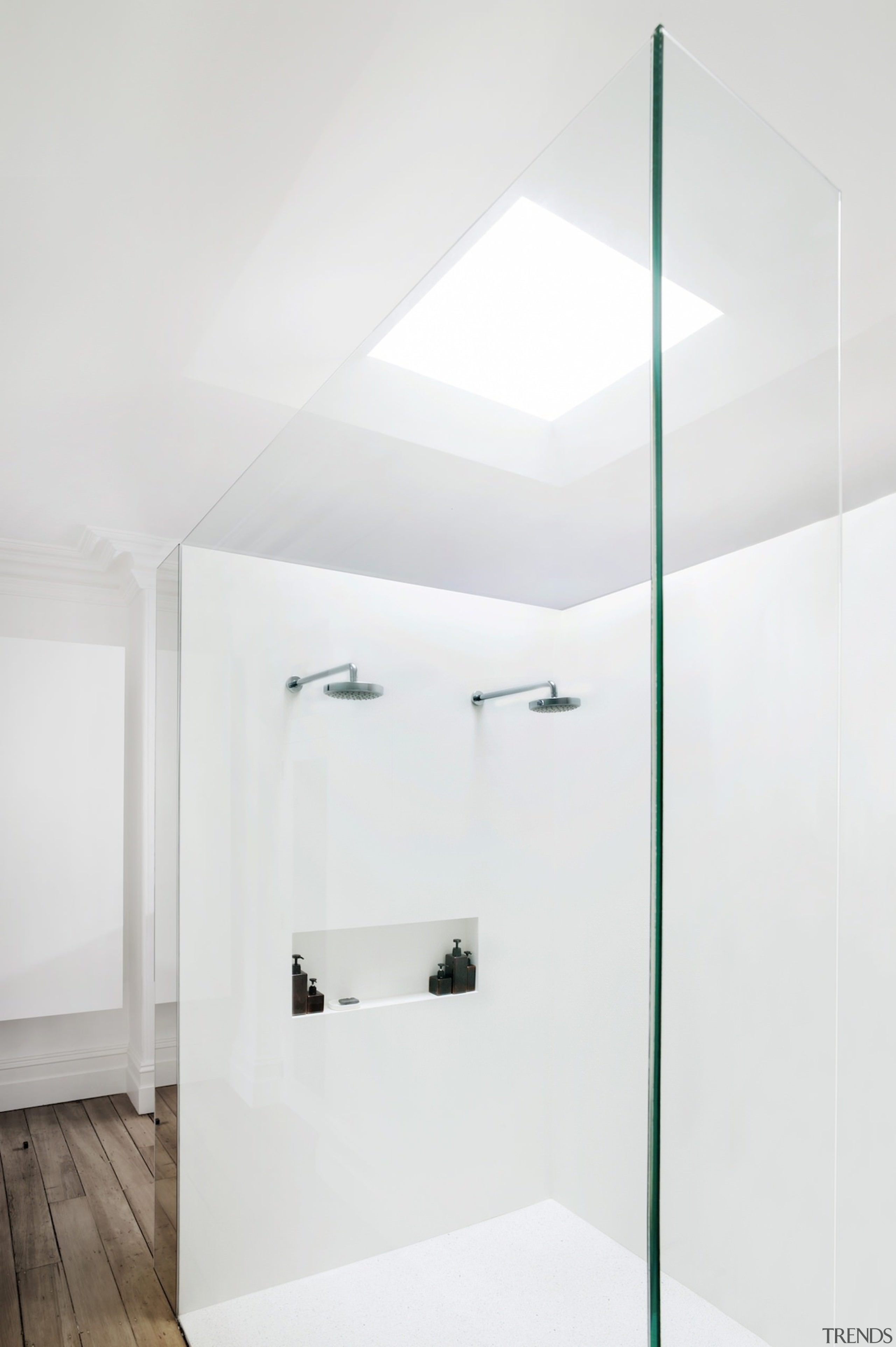 Architect: Architect PrineasPhotography by Chris Warnes angle, bathroom, bathroom sink, daylighting, interior design, plumbing fixture, product design, tap, white