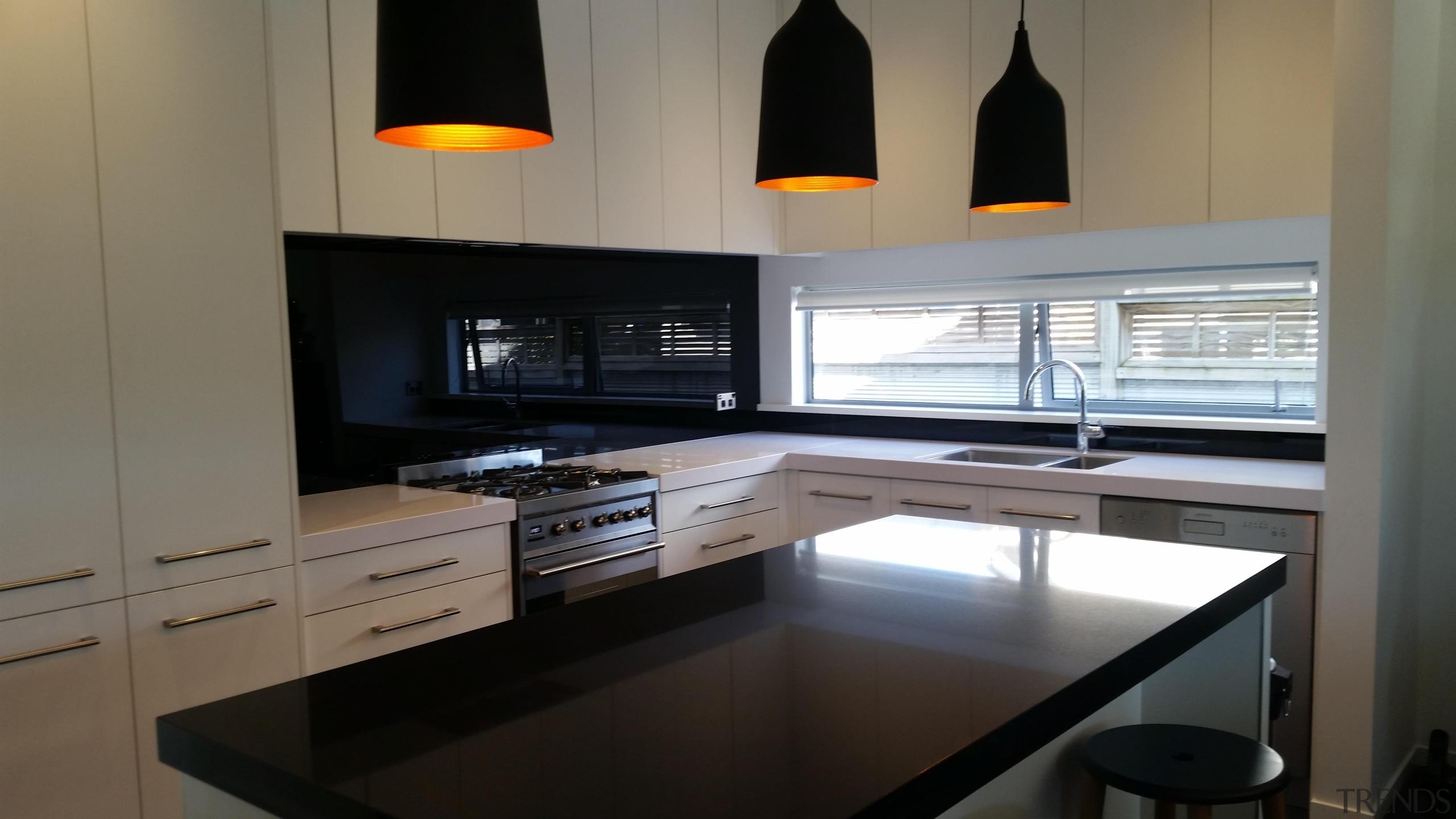 20141219110629.jpg - 20141219110629.jpg - cabinetry | countertop | cabinetry, countertop, interior design, kitchen, room, under cabinet lighting, gray, black