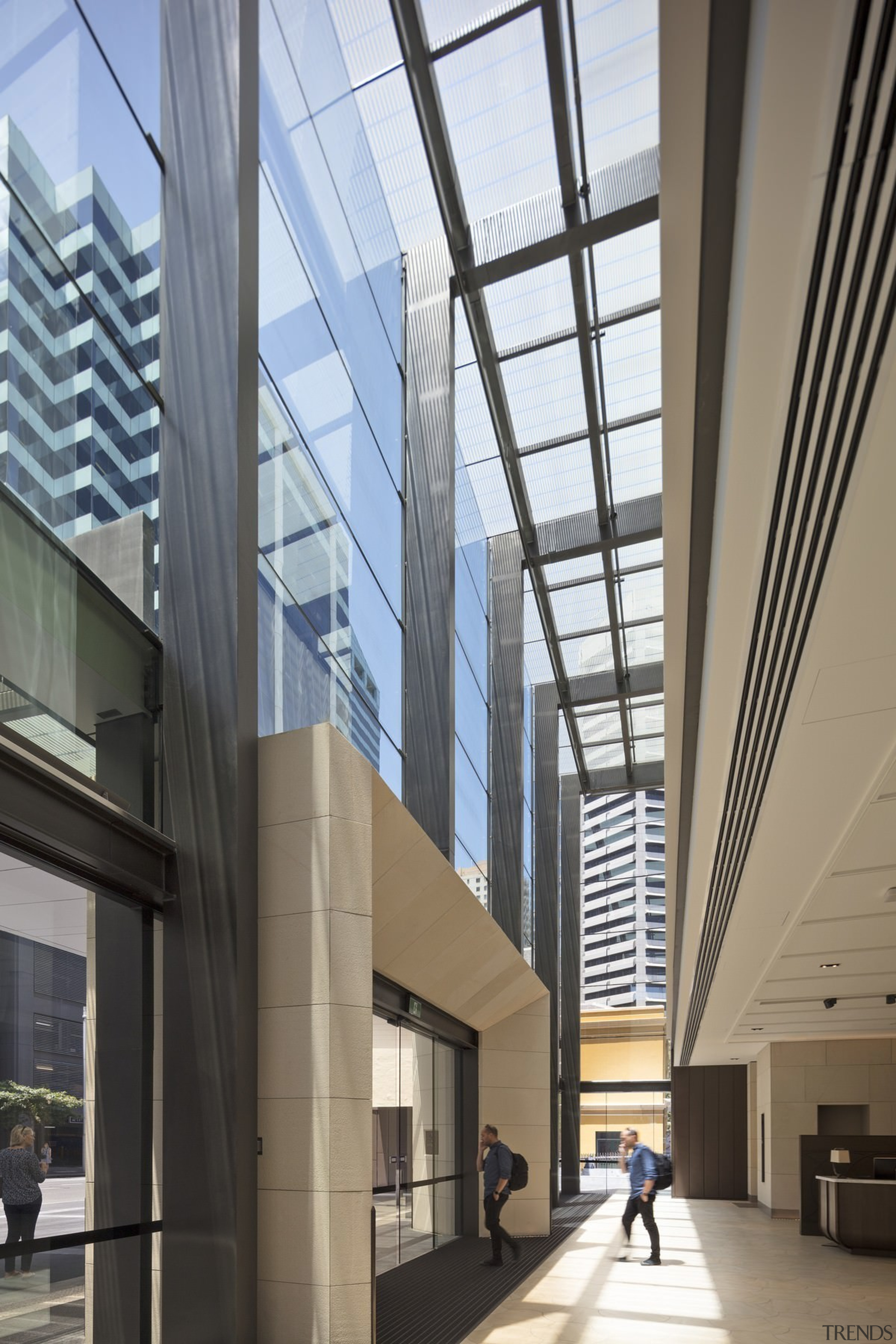 161 Sussex St – Cox Architecture - 161 apartment, architecture, building, commercial building, condominium, corporate headquarters, daylighting, facade, headquarters, lobby, metropolitan area, mixed use, real estate, structure, gray