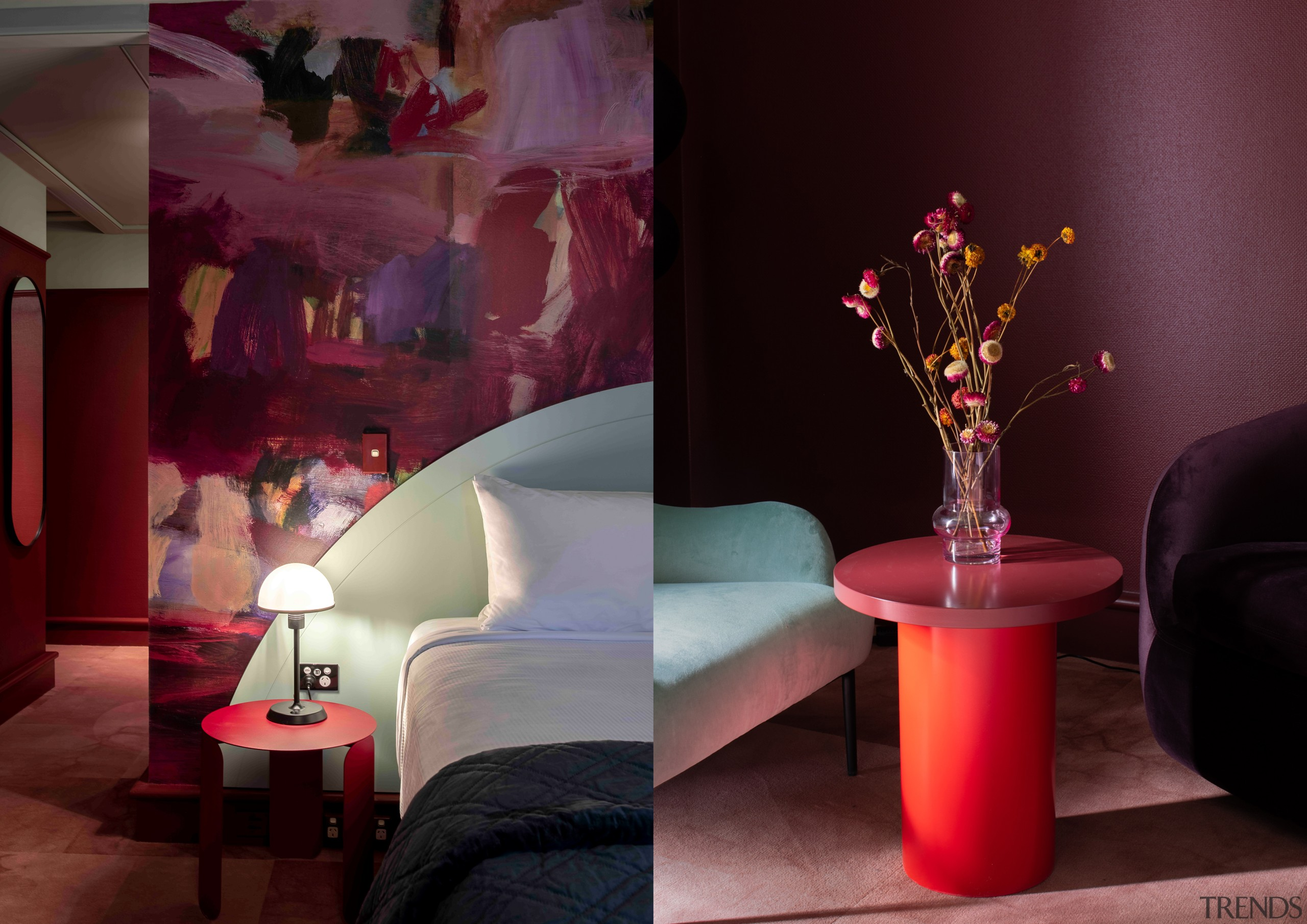 """Undercurrent: """"We experimented with gloss levels to contrast"""