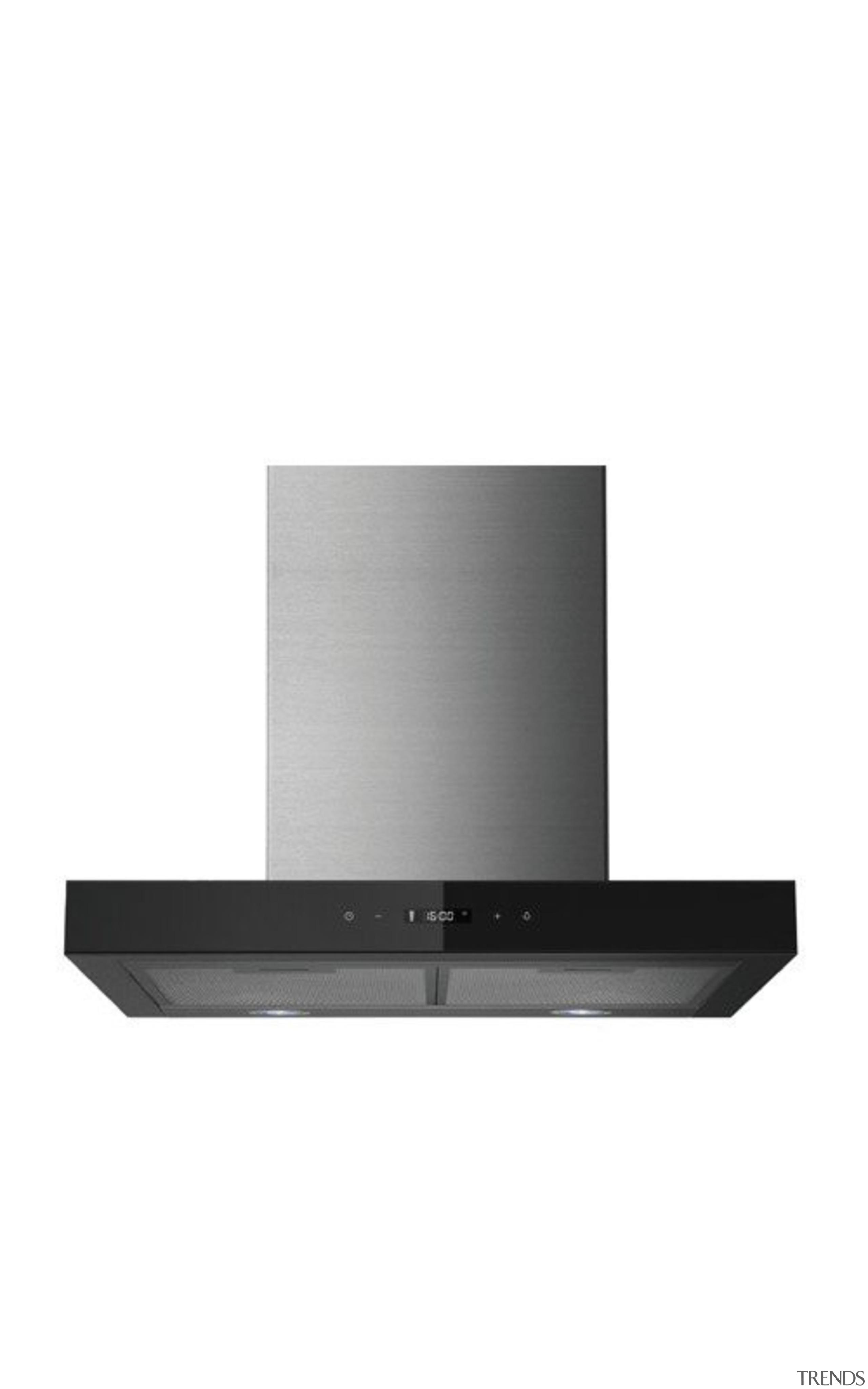 60cm T-Shape RangehoodGlass + stainless steel, Touch control, kitchen appliance, white