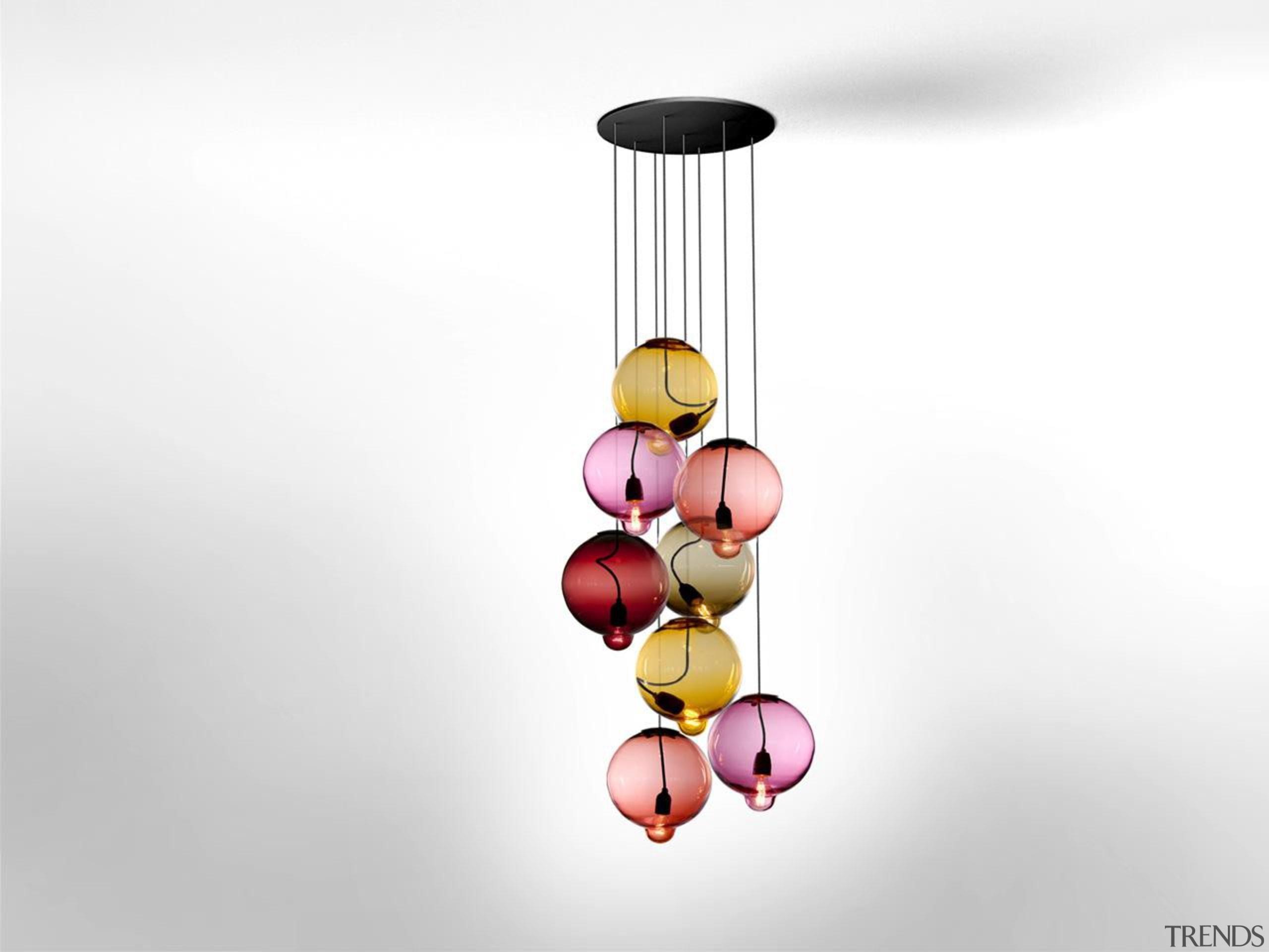Meltdown Lights by Lindstén Form Studio for Cappellini.Meltdown lighting, product design, white