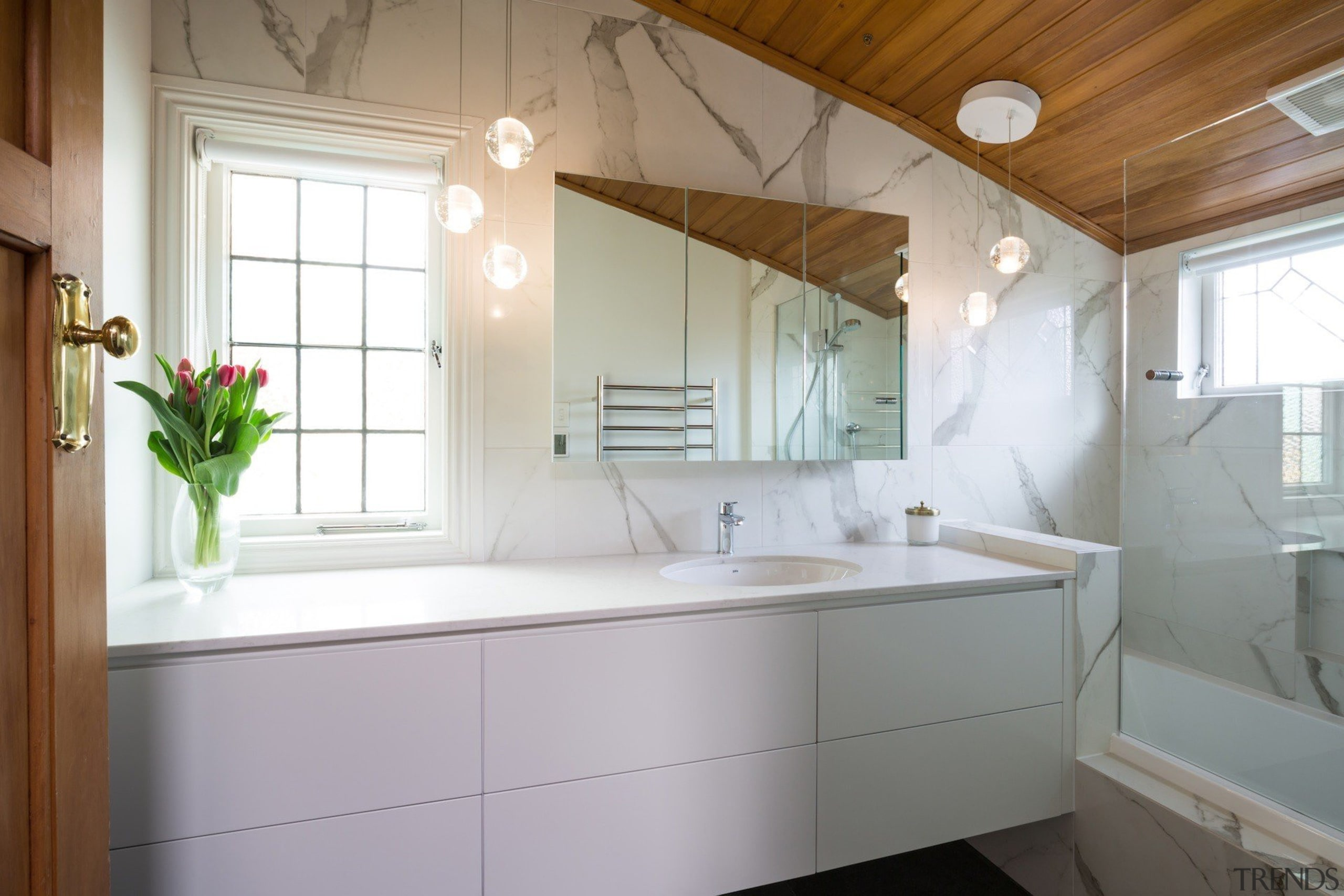 See more from Nicola Manning Design architecture, bathroom, countertop, home, house, interior design, property, real estate, room, sink, window, gray, white