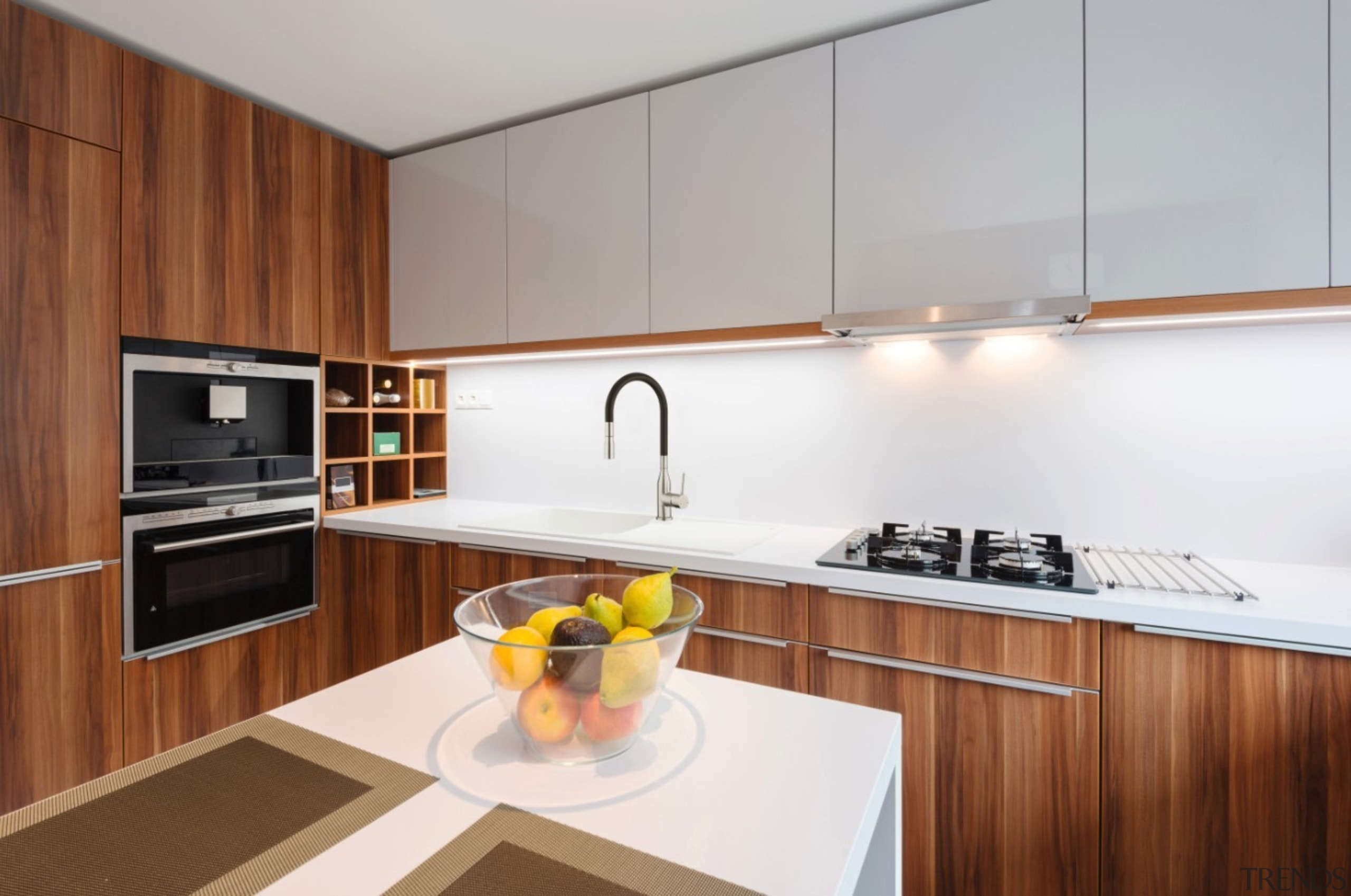 Foreno 5 - cabinetry | countertop | cuisine cabinetry, countertop, cuisine classique, interior design, kitchen, property, real estate, room, white, brown