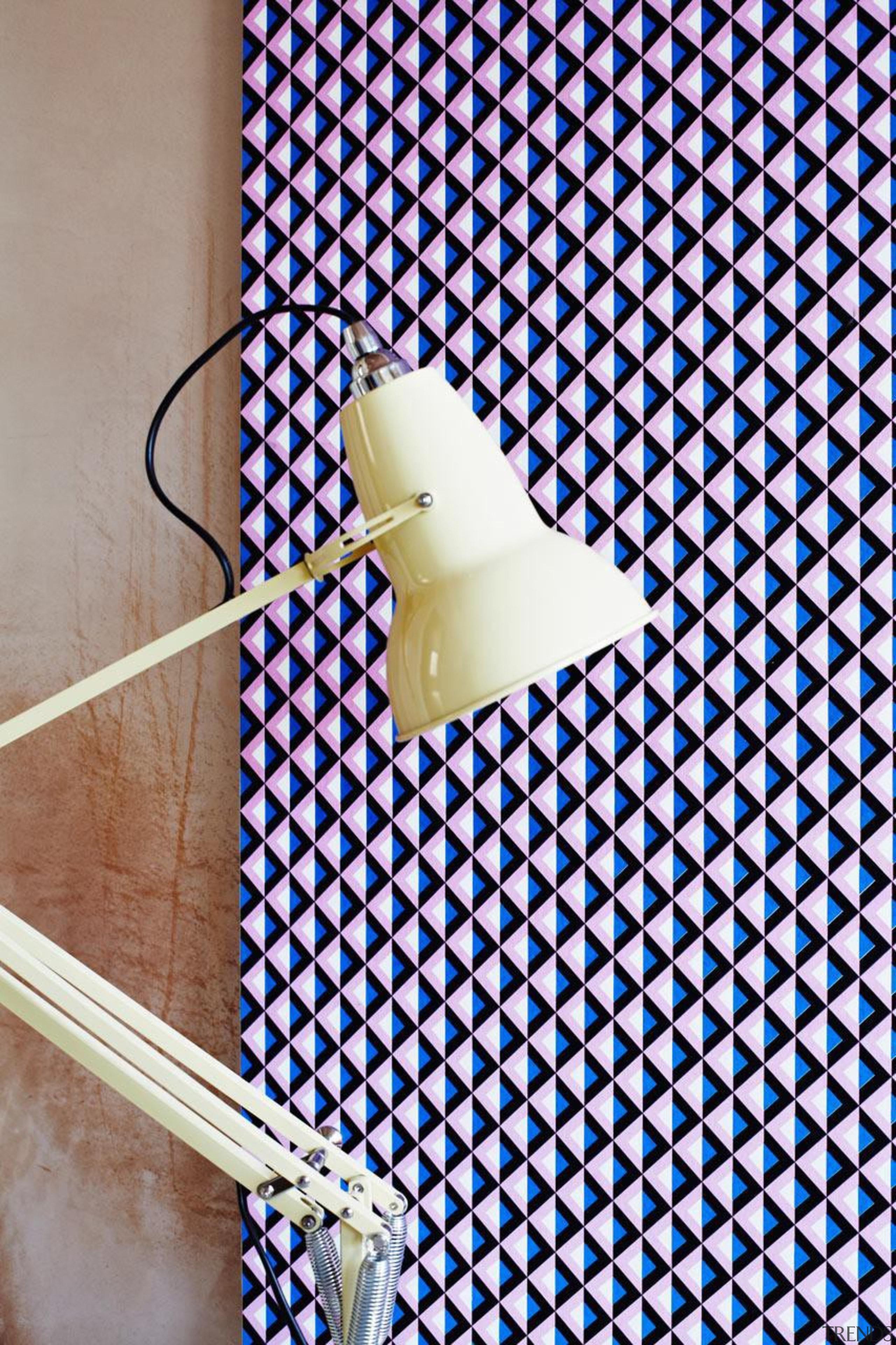 Eley Kishimoto Hand-Printed Wallpaper Collection - Eley Kishimoto blue, line