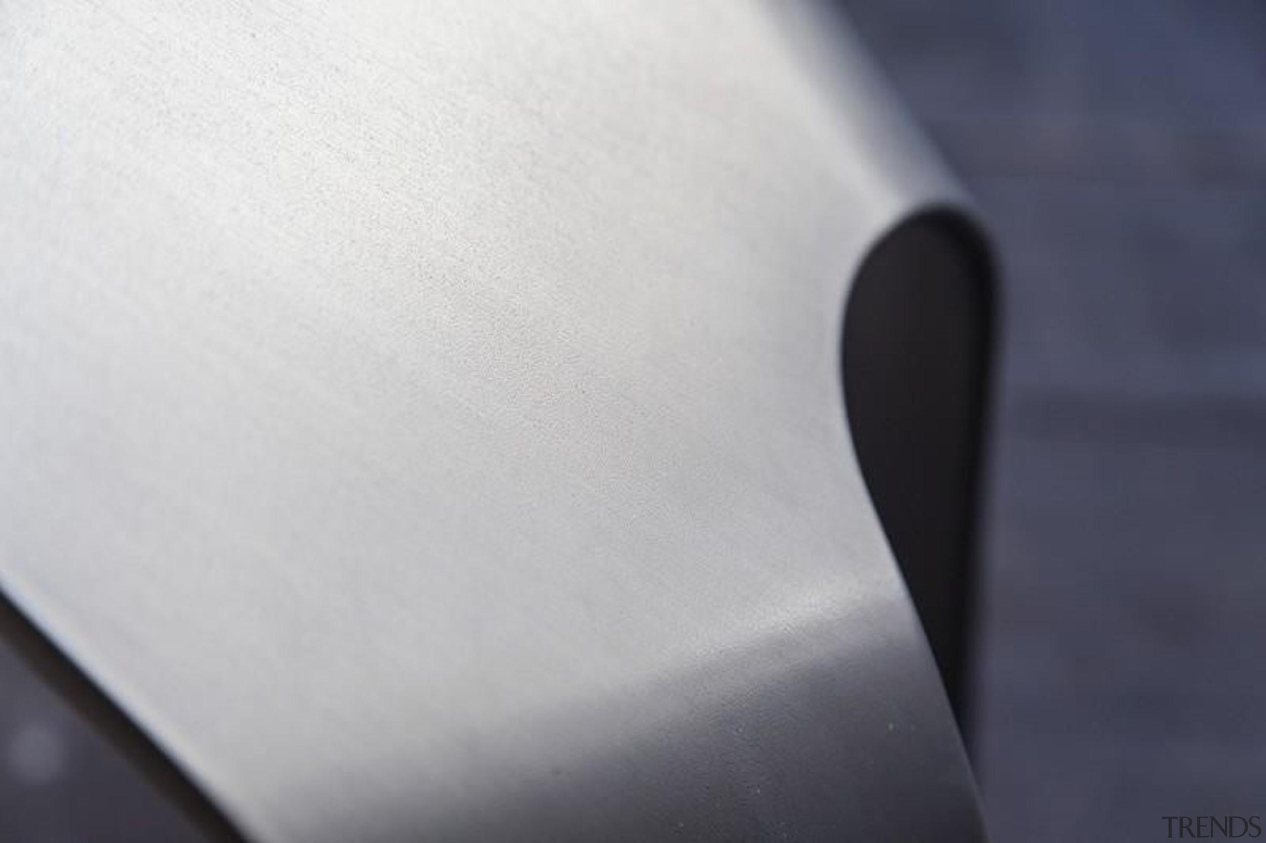 Czech Designer Petr Badura has created this unique close up, light, line, material, gray, white