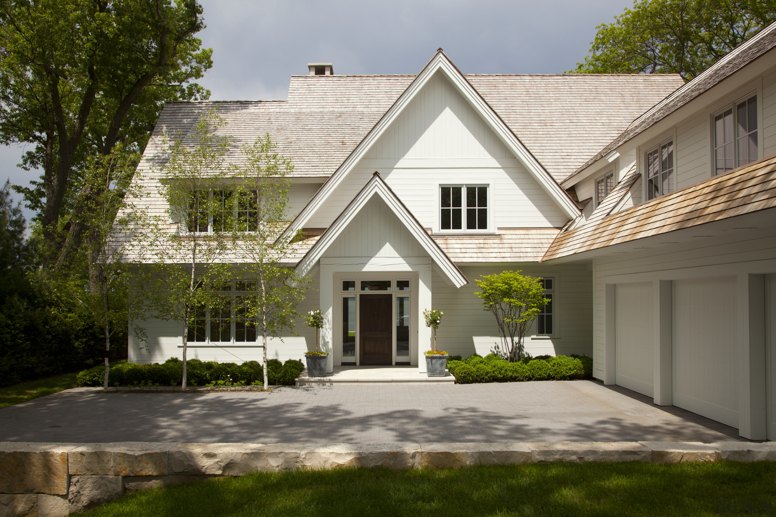 Traditional style new home - Traditional style new cottage, elevation, estate, facade, farmhouse, home, house, property, real estate, residential area, roof, siding, window, brown