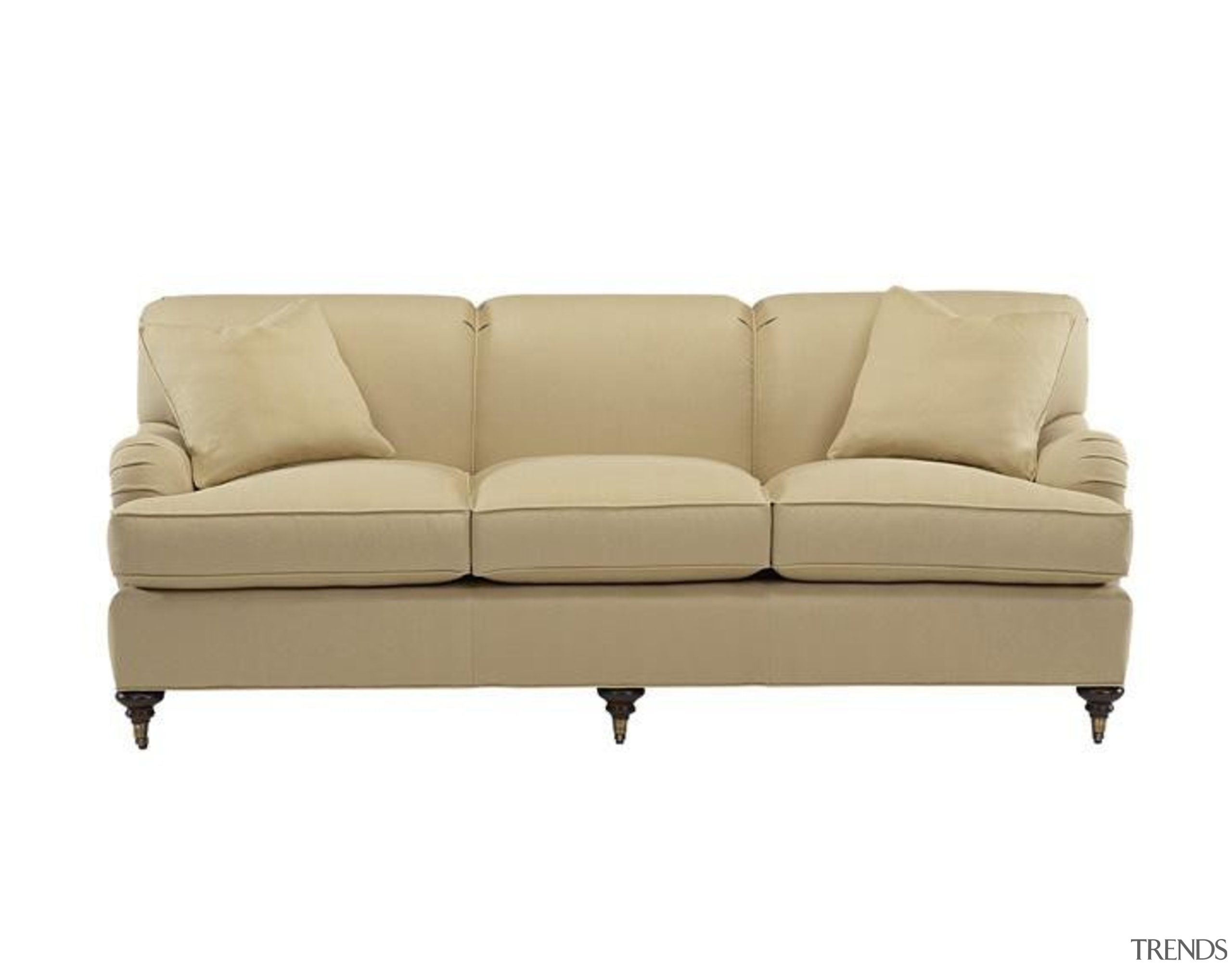 Designed to provide Baker style at unprecedented value, angle, couch, furniture, loveseat, outdoor furniture, outdoor sofa, product design, sofa bed, white, orange