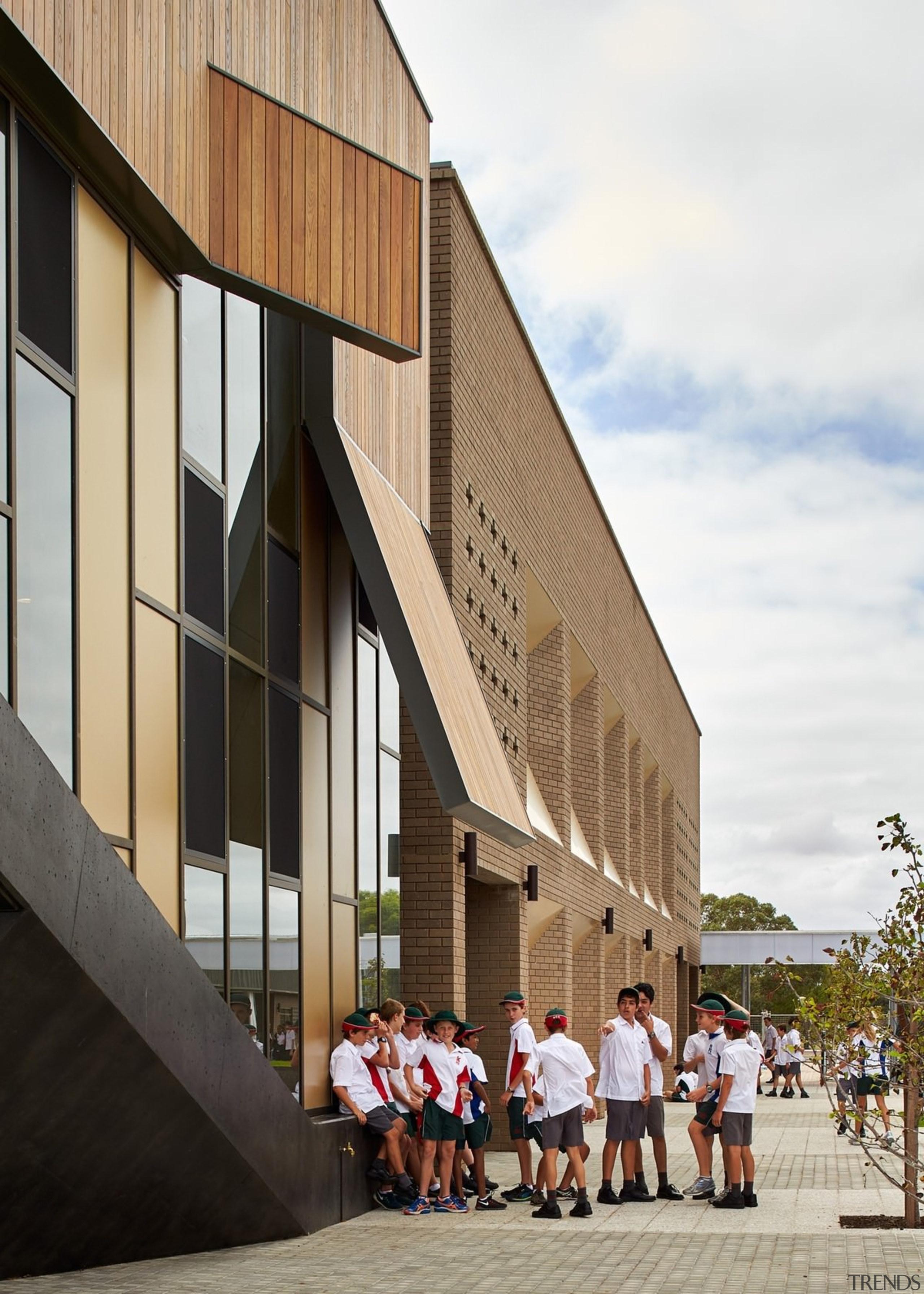 Bunbury Catholic College – Mercy Campus - Bunbury architecture, building, facade, house, white